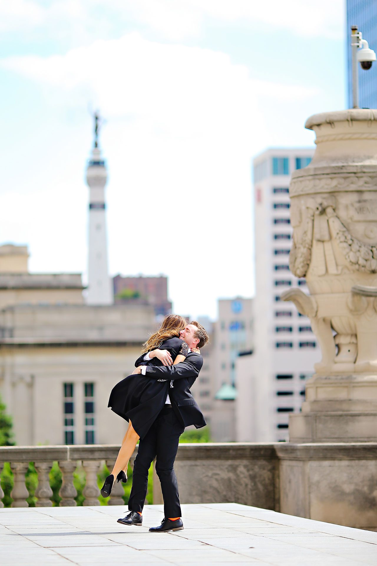 048 Meredith Aaron Indianapolis Engagement Session