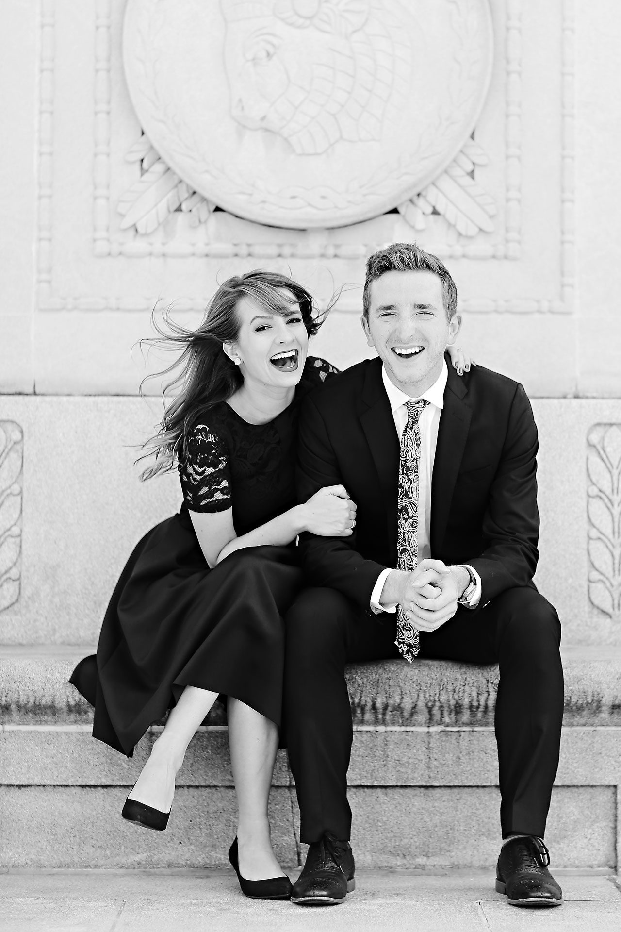 066 Meredith Aaron Indianapolis Engagement Session