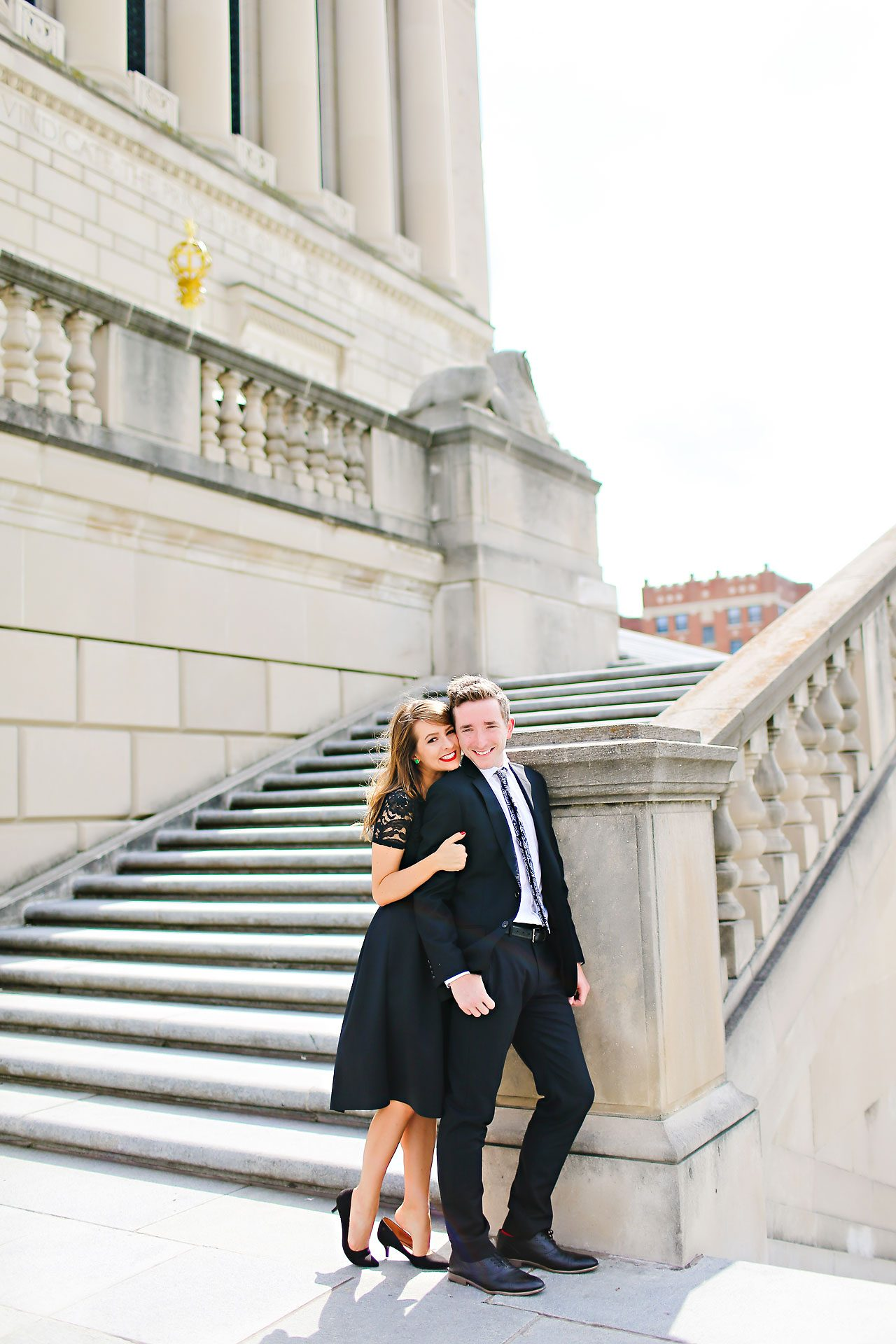 069 Meredith Aaron Indianapolis Engagement Session