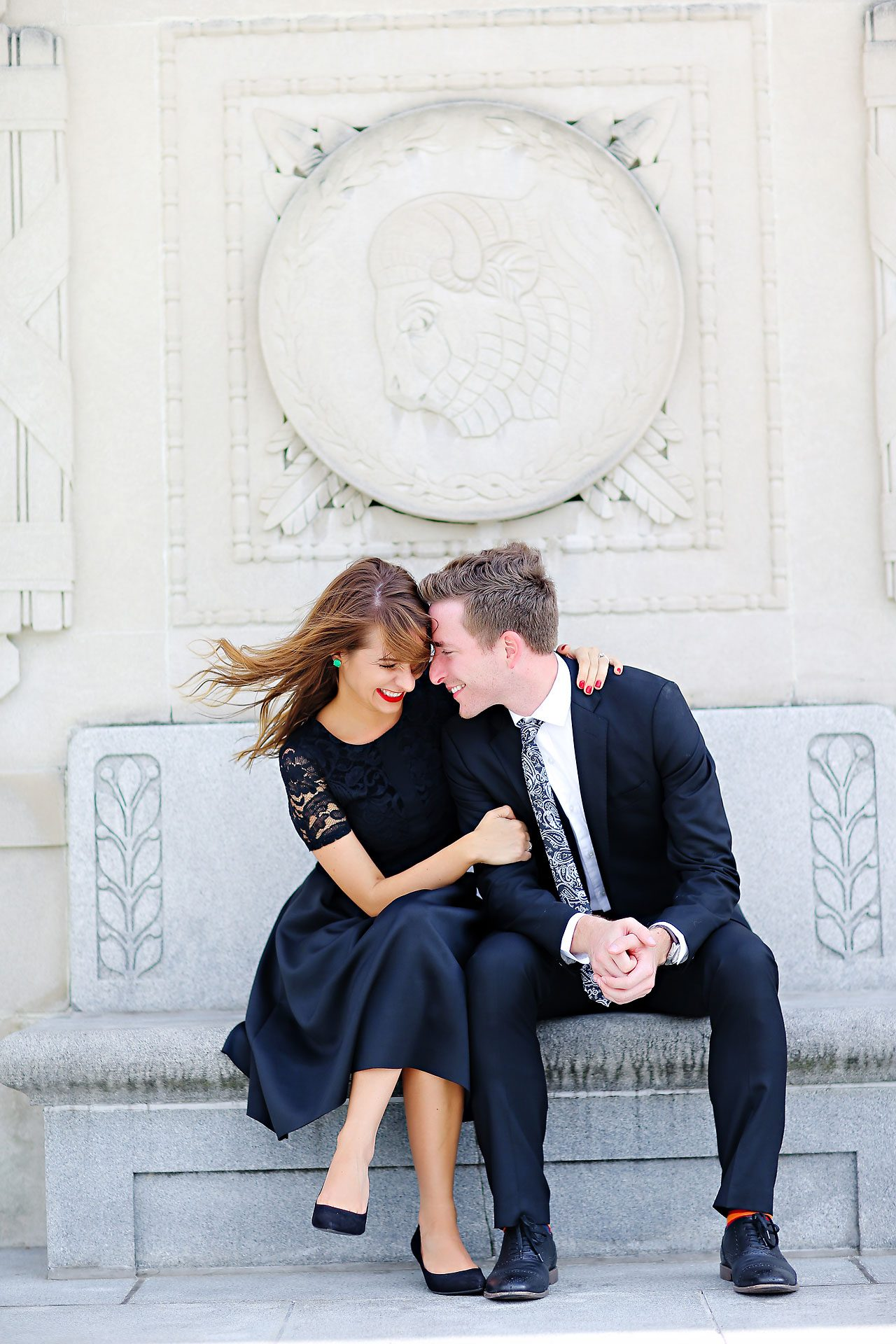 071 Meredith Aaron Indianapolis Engagement Session
