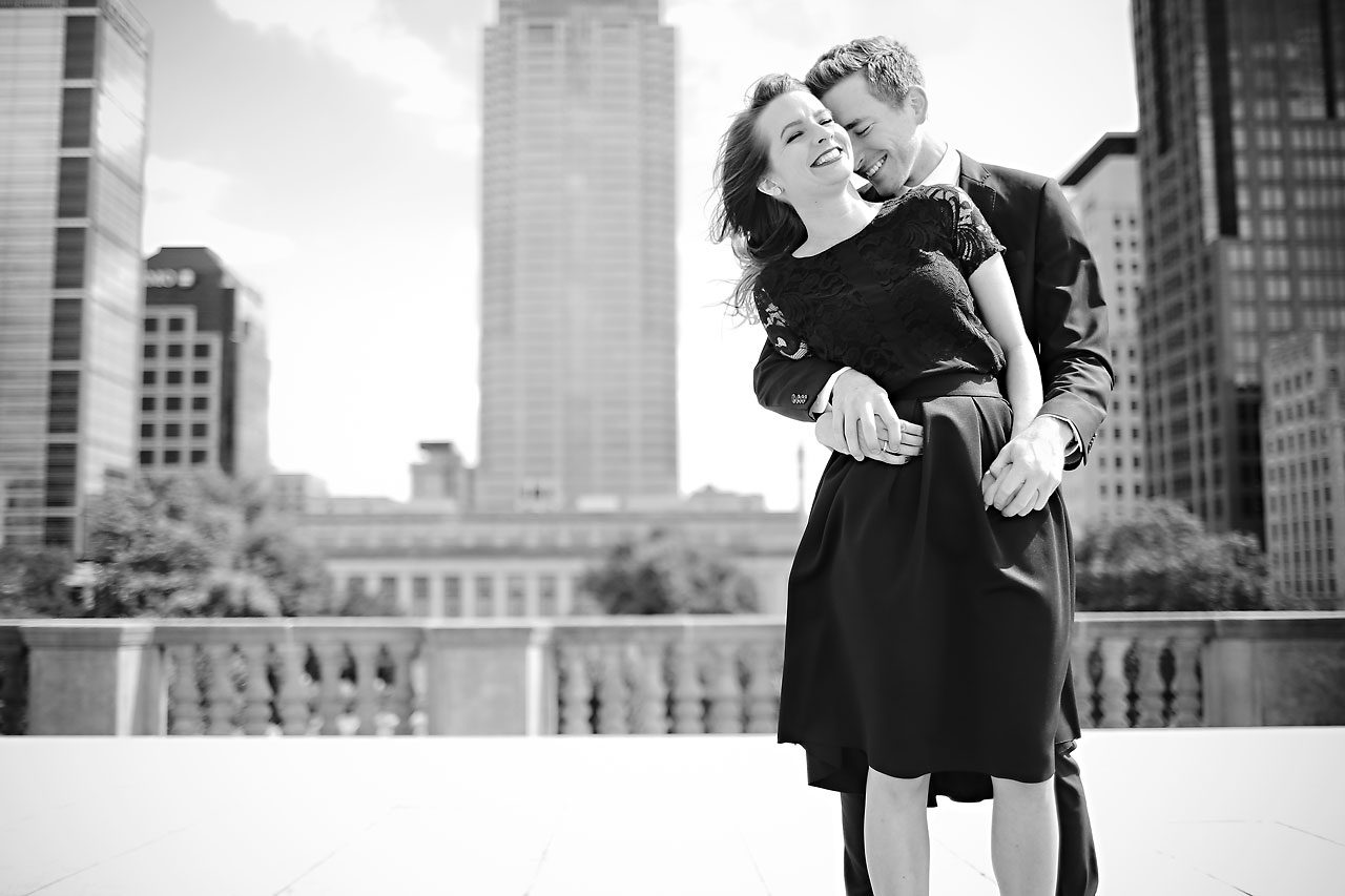 076 Meredith Aaron Indianapolis Engagement Session