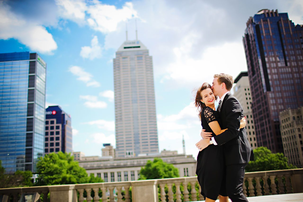 077 Meredith Aaron Indianapolis Engagement Session