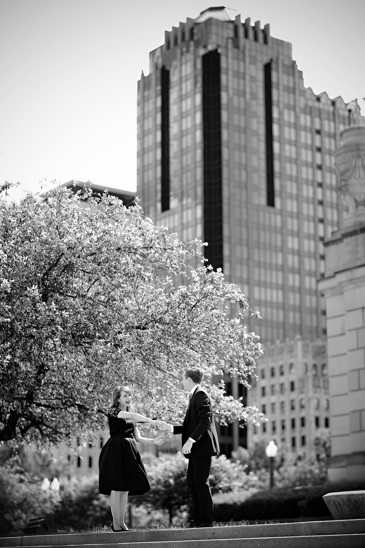 078 Meredith Aaron Indianapolis Engagement Session