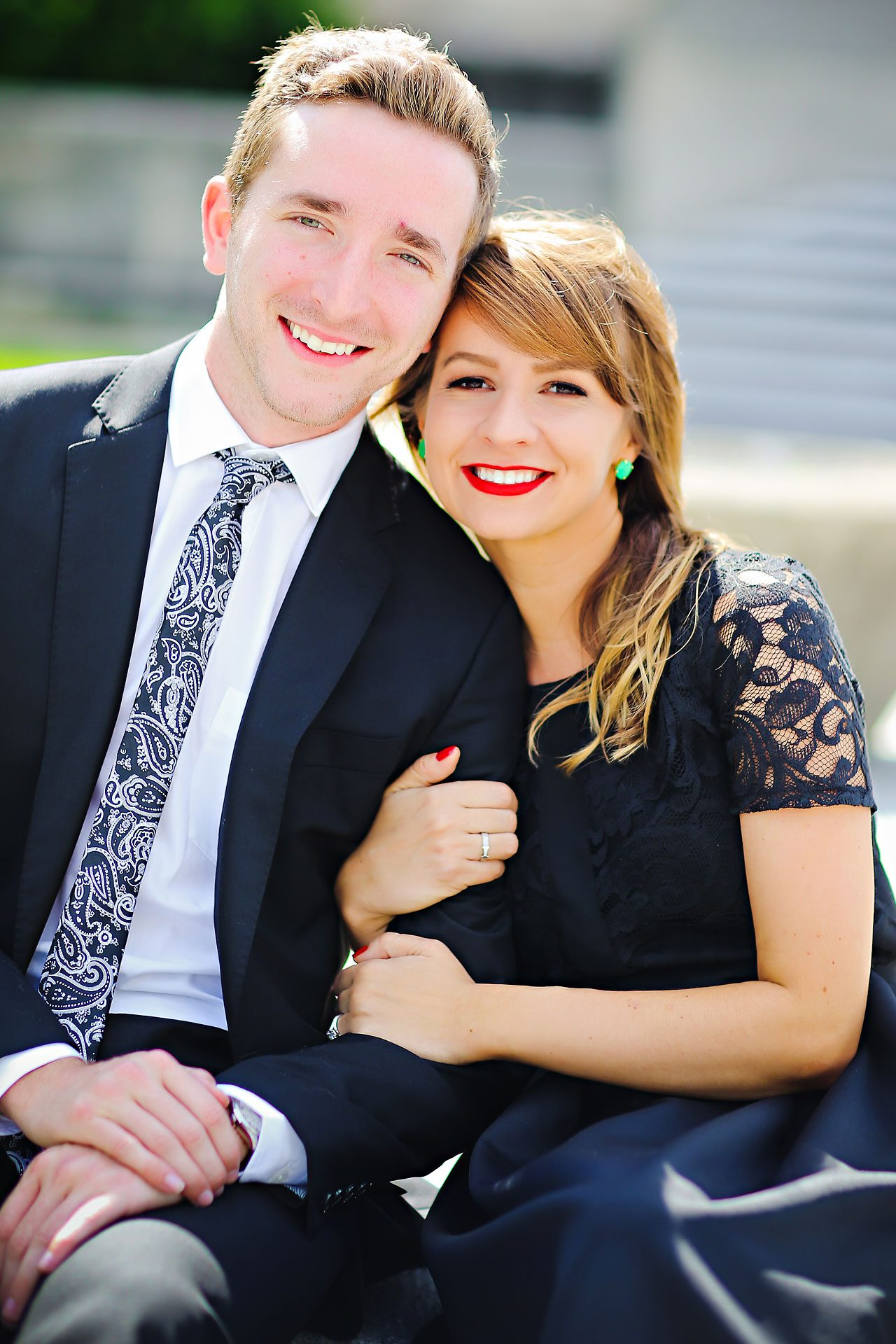 084 Meredith Aaron Indianapolis Engagement Session