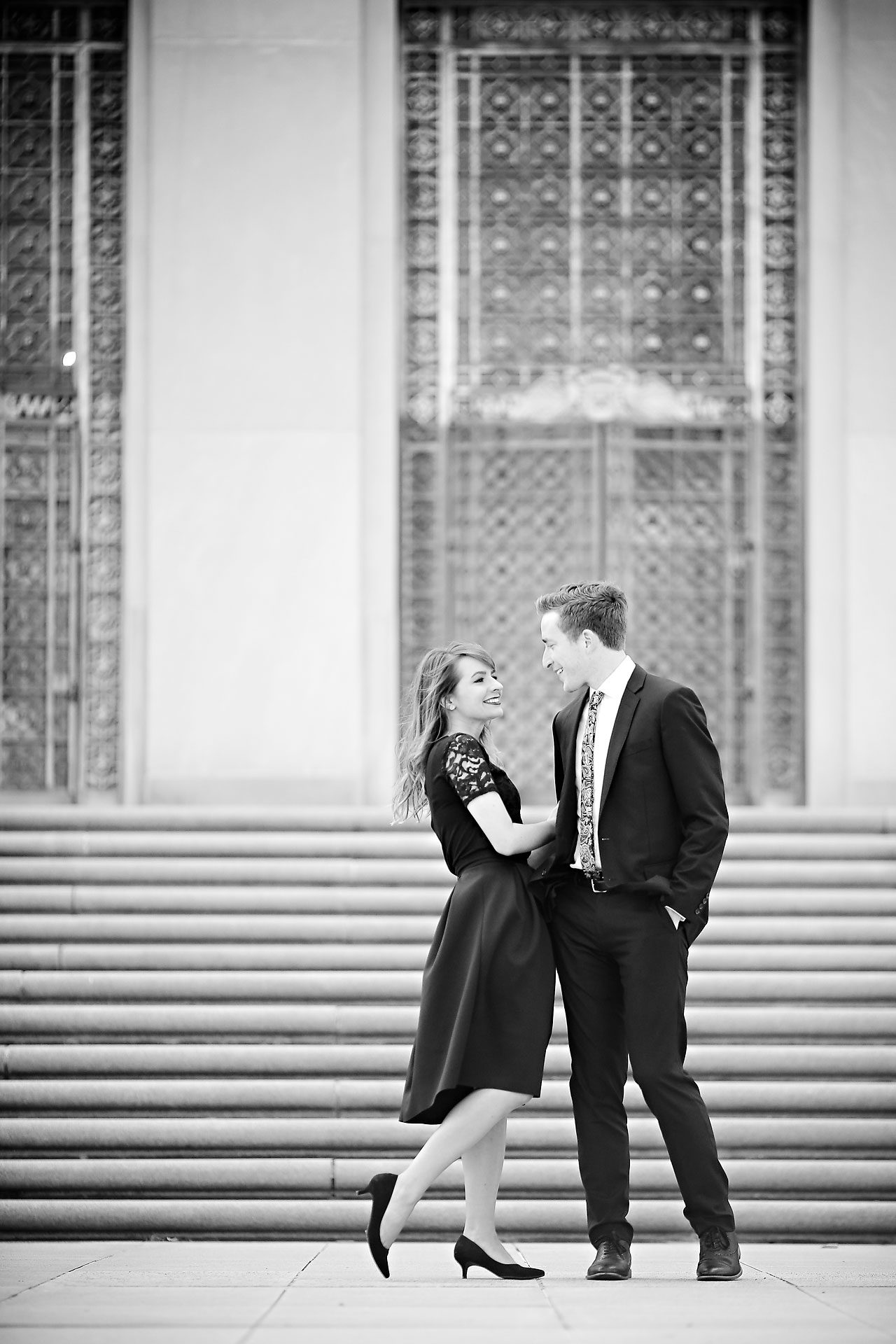 087 Meredith Aaron Indianapolis Engagement Session