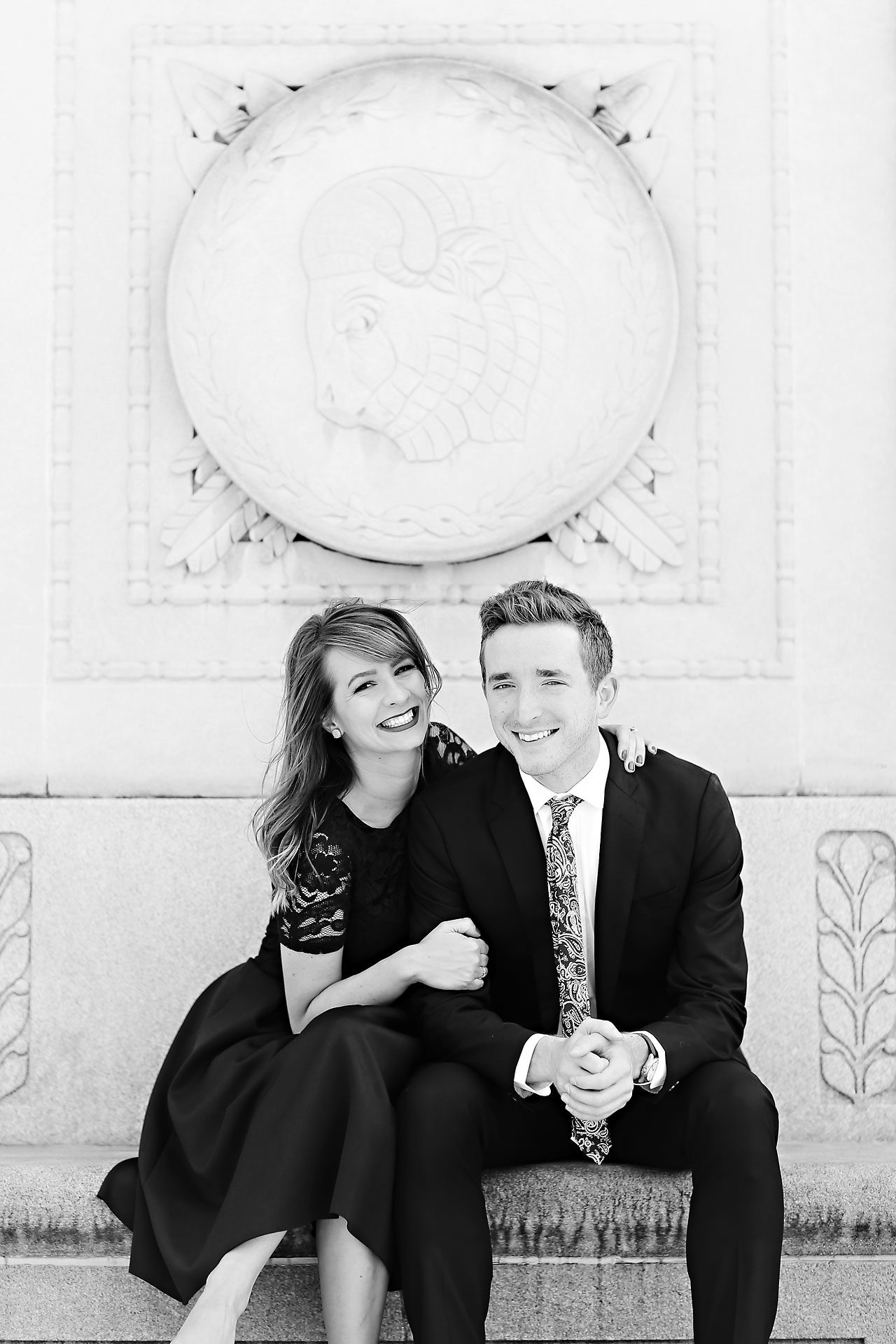 096 Meredith Aaron Indianapolis Engagement Session