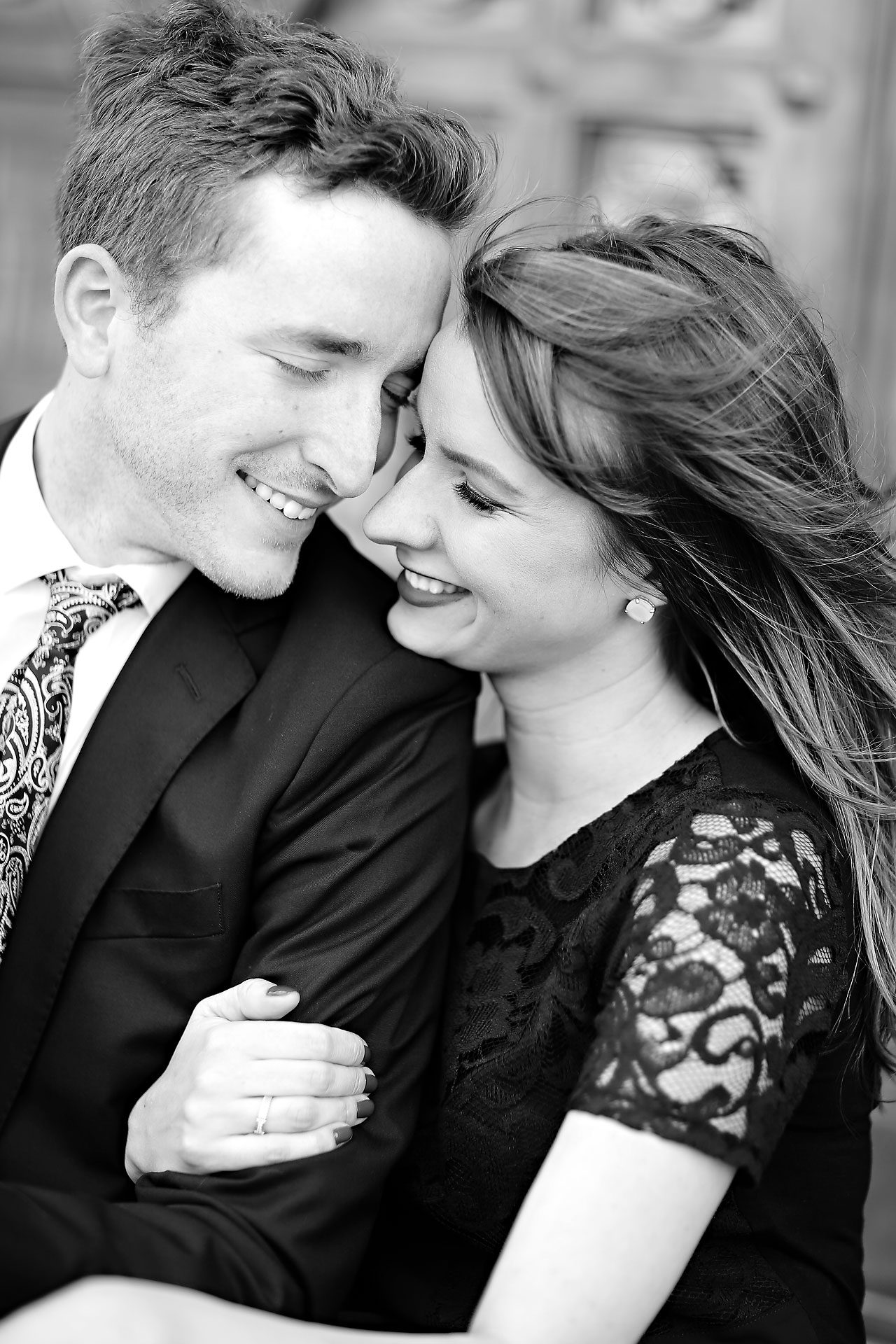 097 Meredith Aaron Indianapolis Engagement Session
