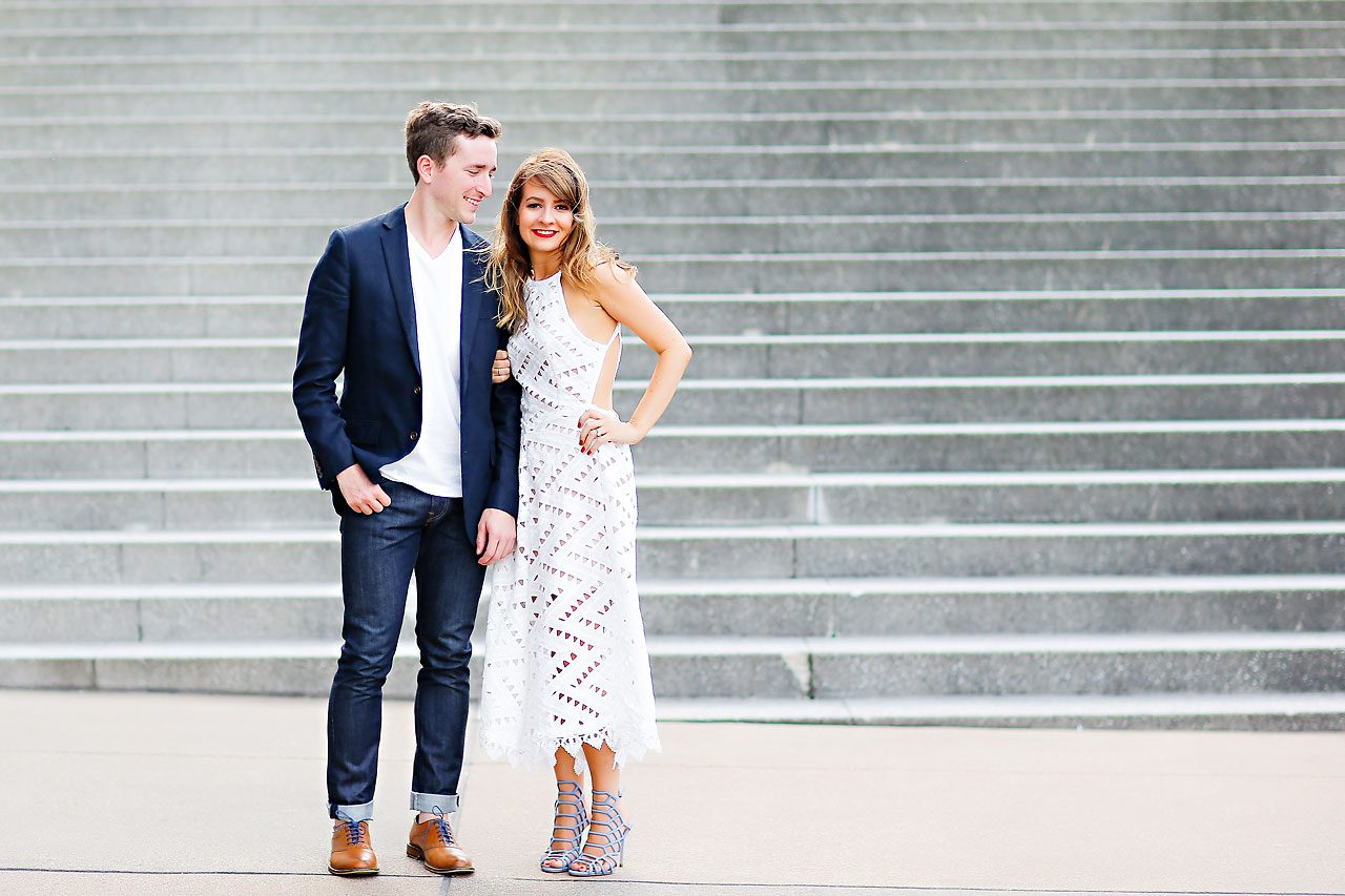 098 Meredith Aaron Indianapolis Engagement Session