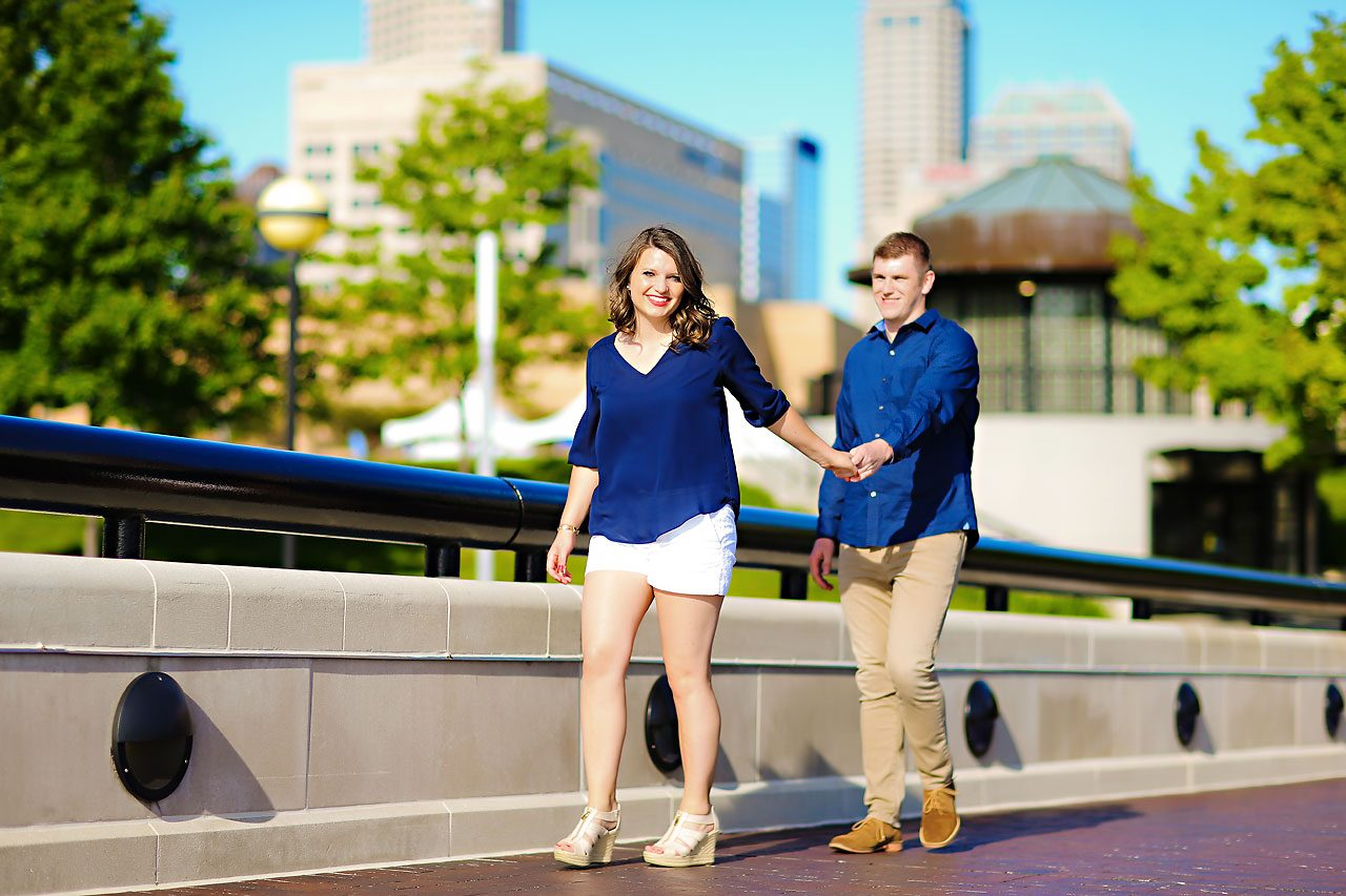 100 emily nathan indianapolis engagement session