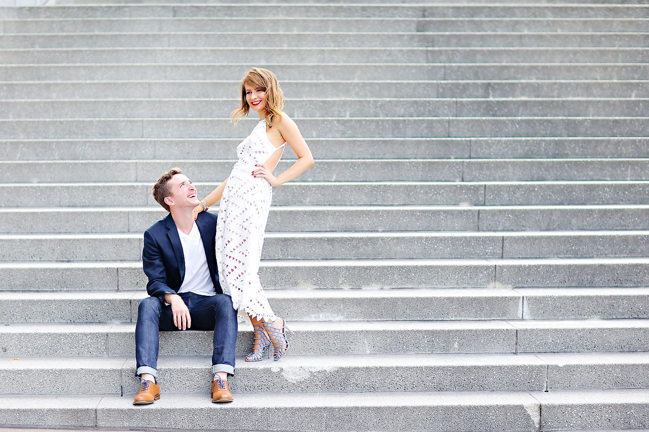 110 Meredith Aaron Indianapolis Engagement Session