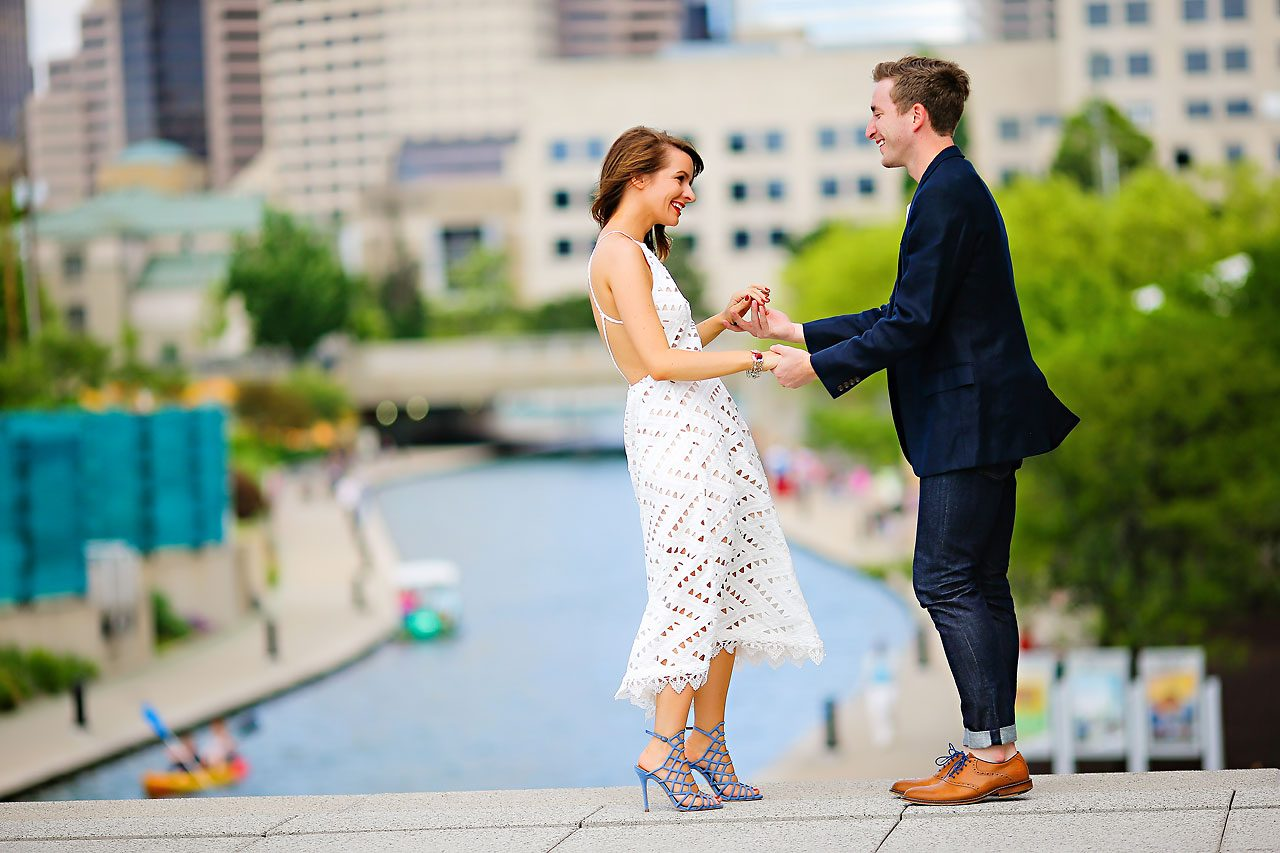111 Meredith Aaron Indianapolis Engagement Session