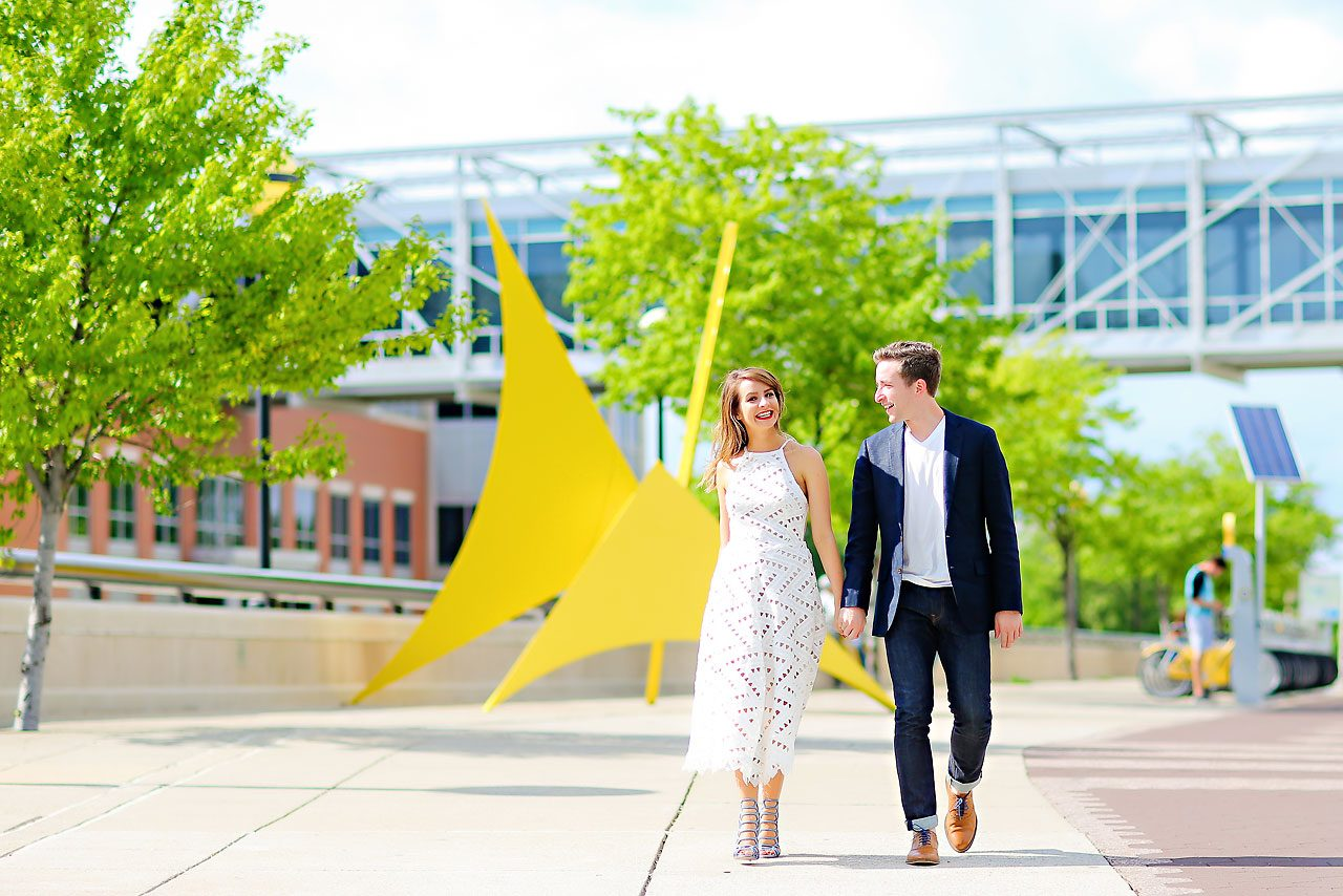 113 Meredith Aaron Indianapolis Engagement Session