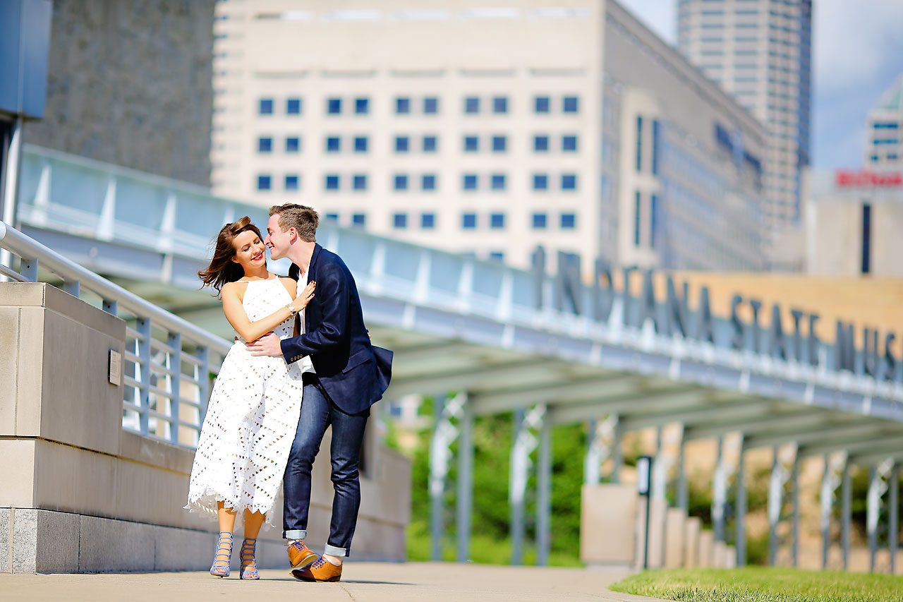 115 Meredith Aaron Indianapolis Engagement Session