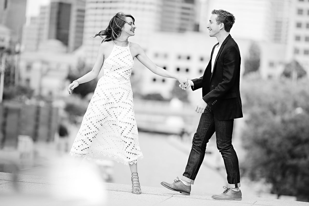 124 Meredith Aaron Indianapolis Engagement Session