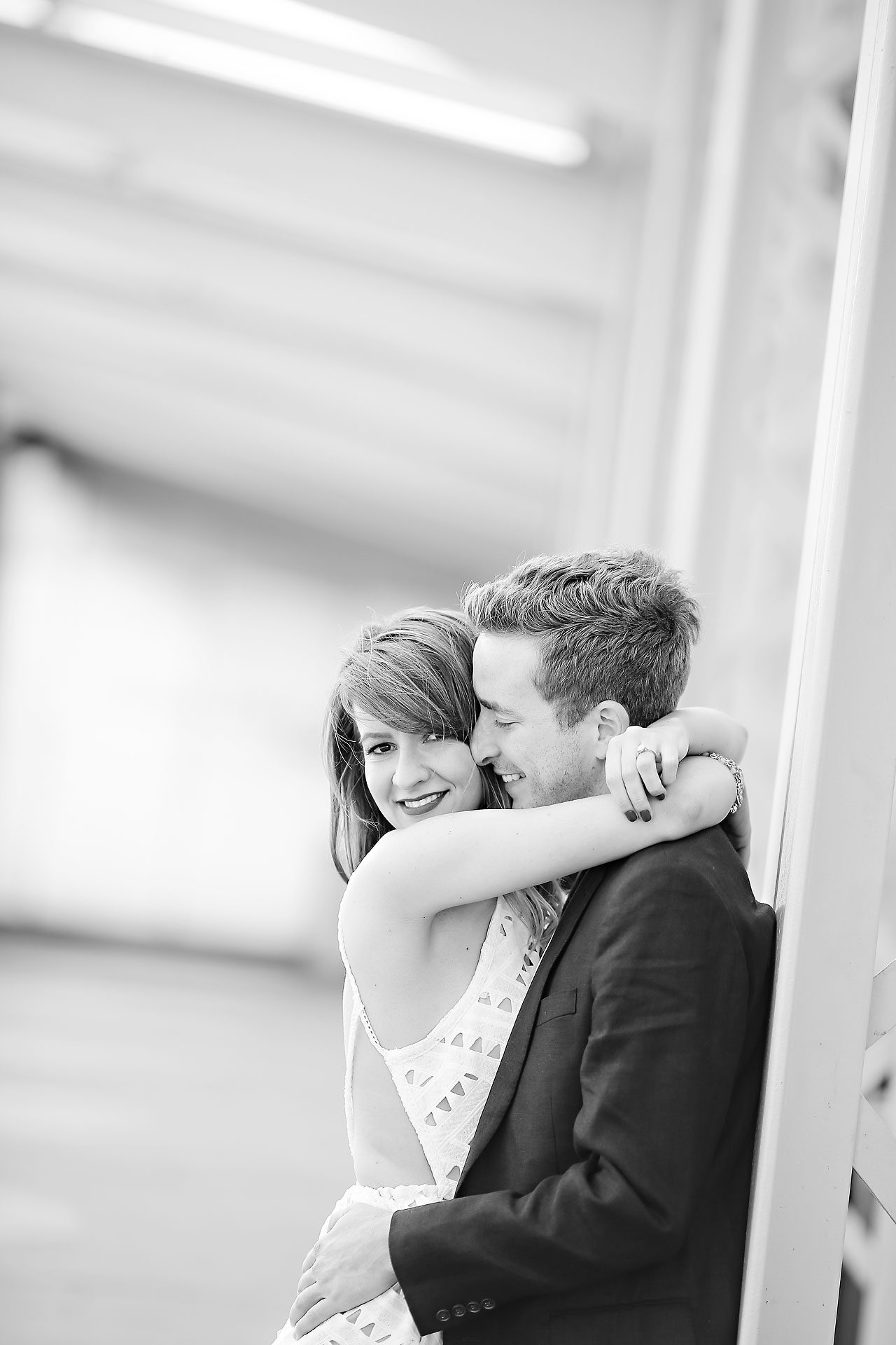 139 Meredith Aaron Indianapolis Engagement Session