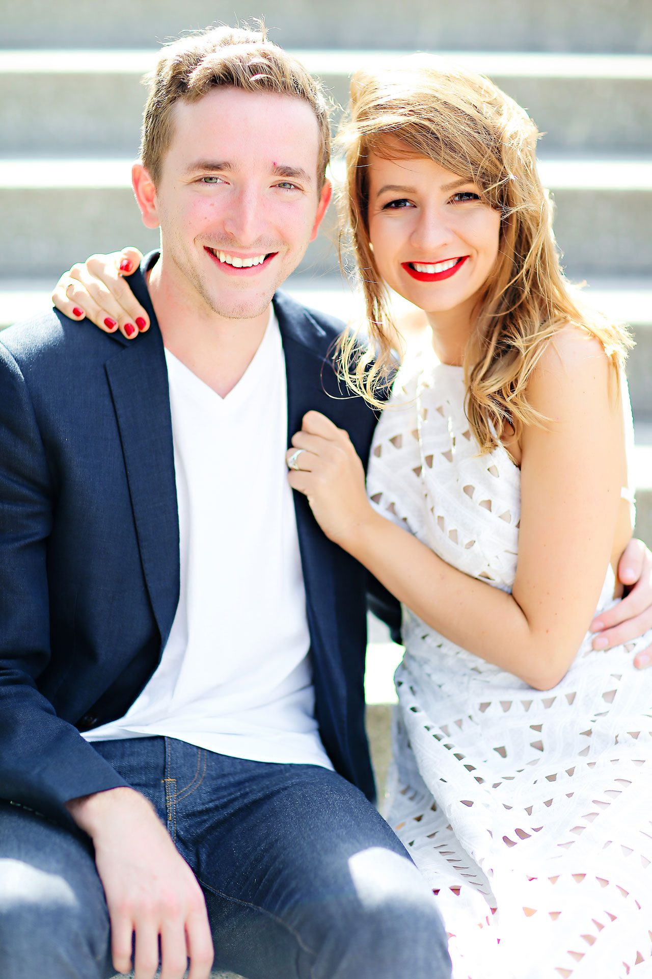 146 Meredith Aaron Indianapolis Engagement Session