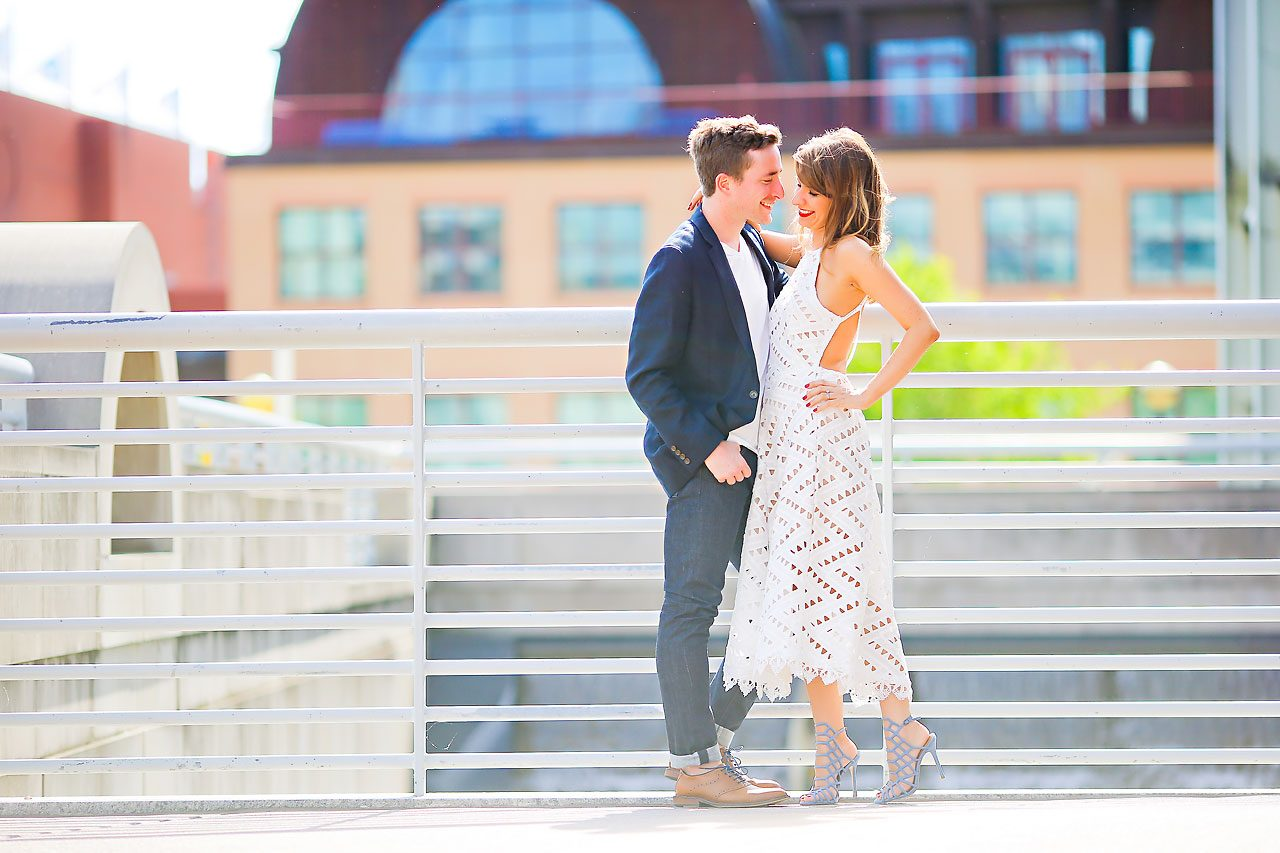 151 Meredith Aaron Indianapolis Engagement Session