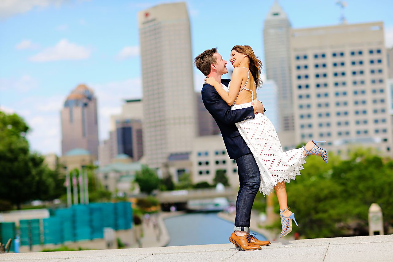155 Meredith Aaron Indianapolis Engagement Session