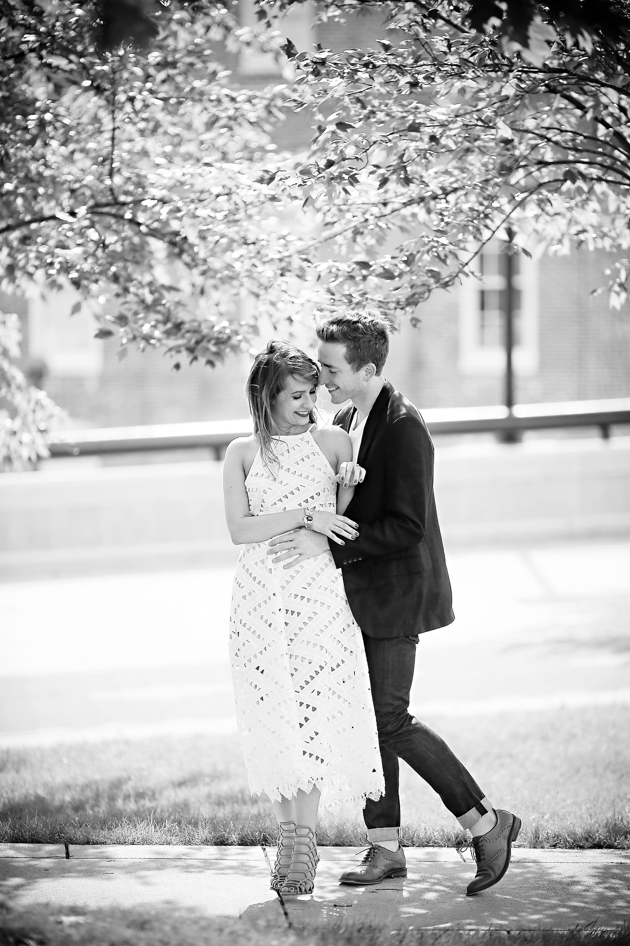 161 Meredith Aaron Indianapolis Engagement Session