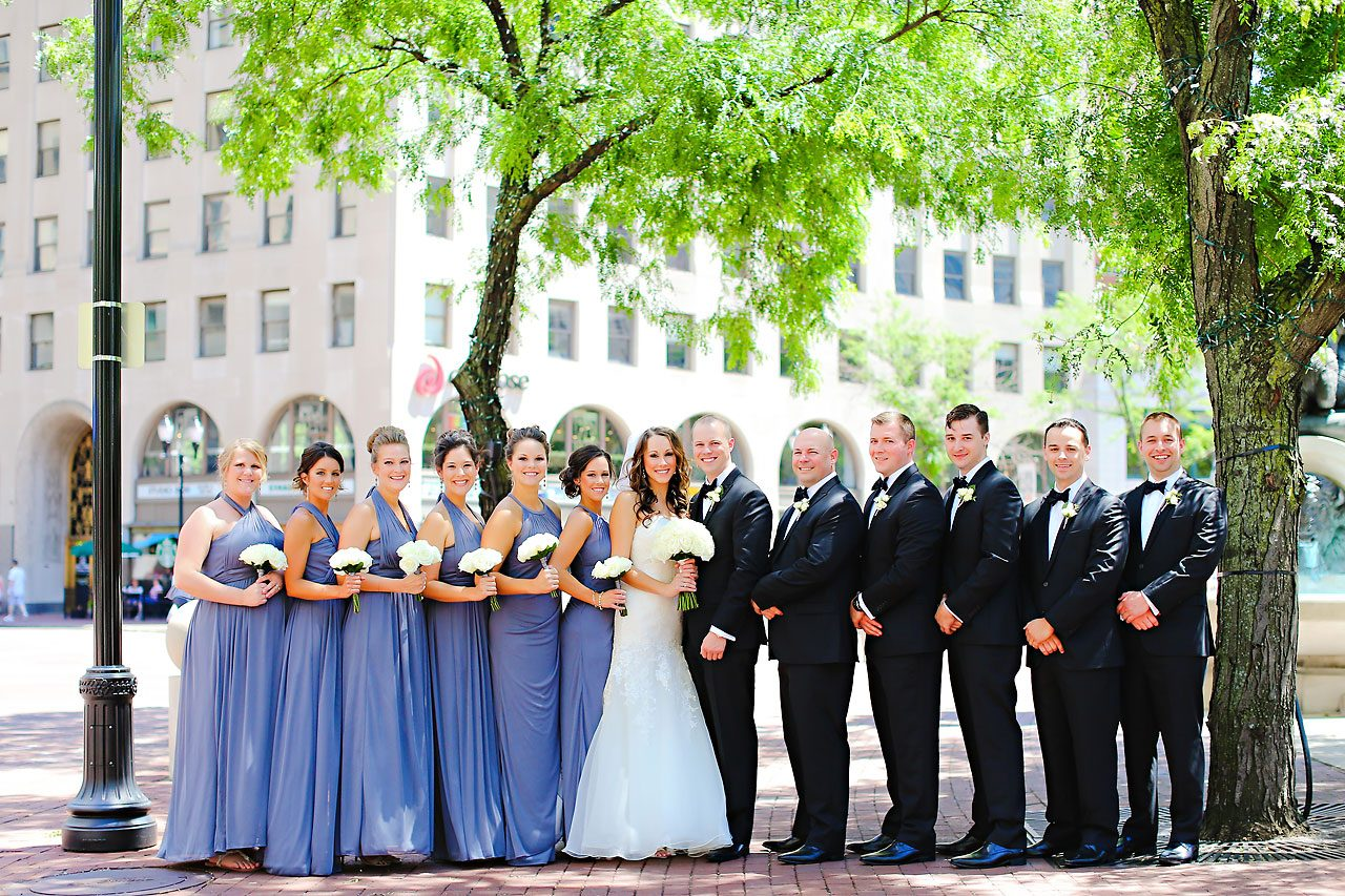 Alli Brett Indianapolis DAmore Wedding 059