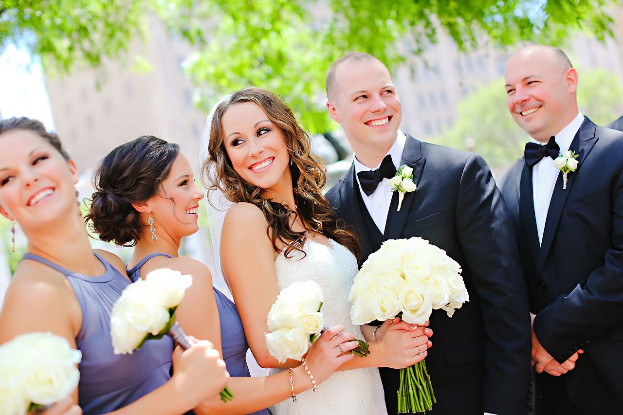 Alli Brett Indianapolis DAmore Wedding 062