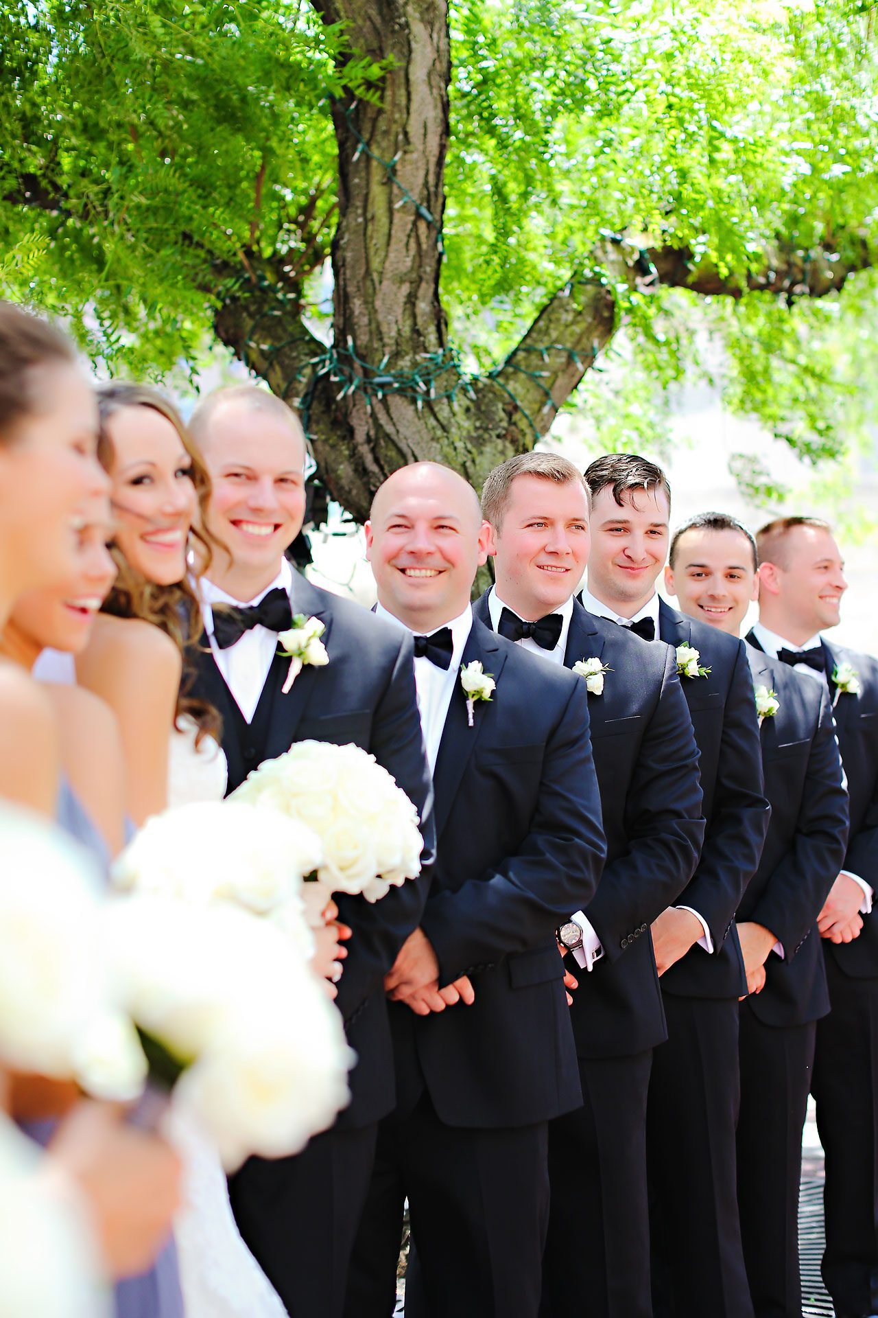 Alli Brett Indianapolis DAmore Wedding 074