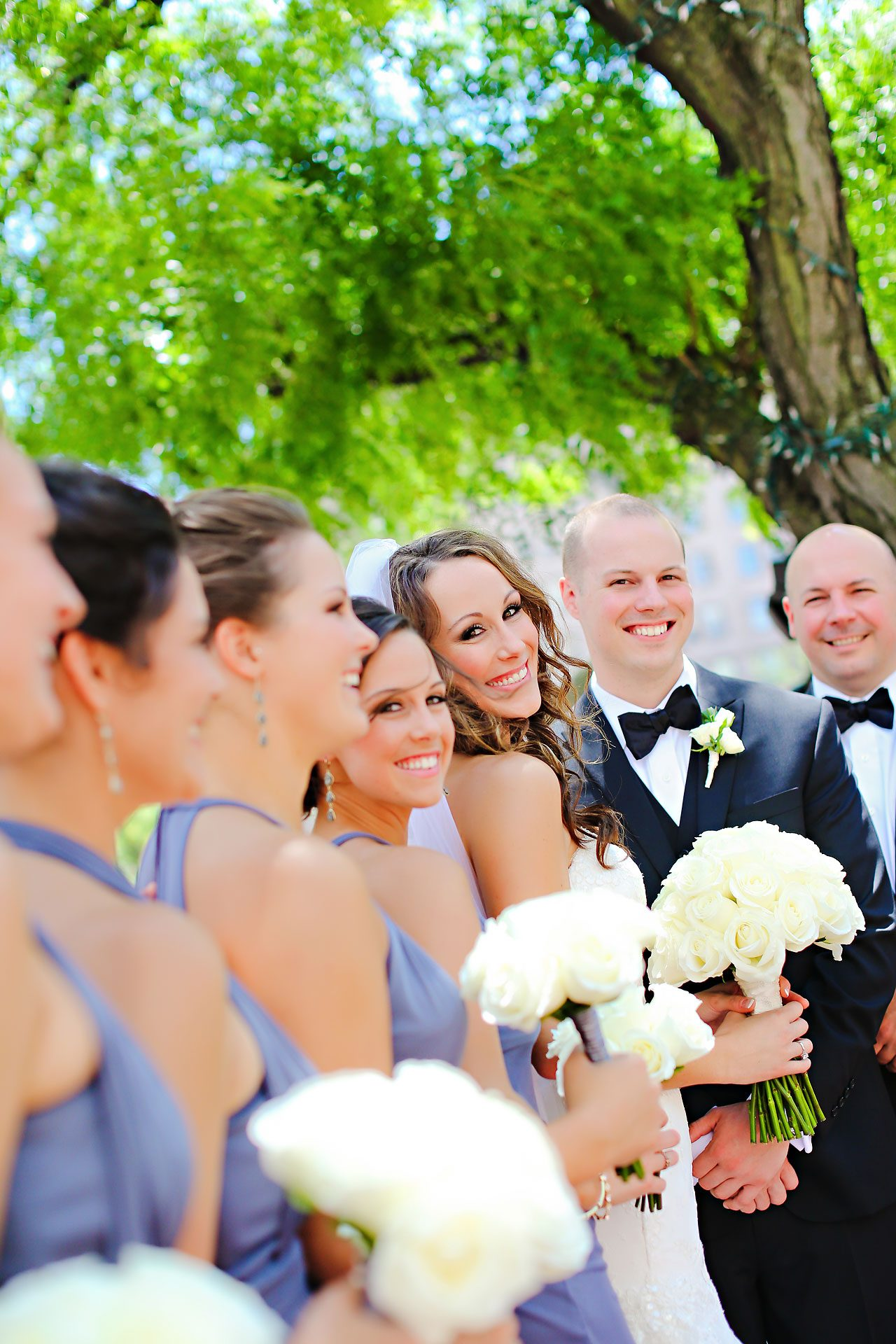 Alli Brett Indianapolis DAmore Wedding 081