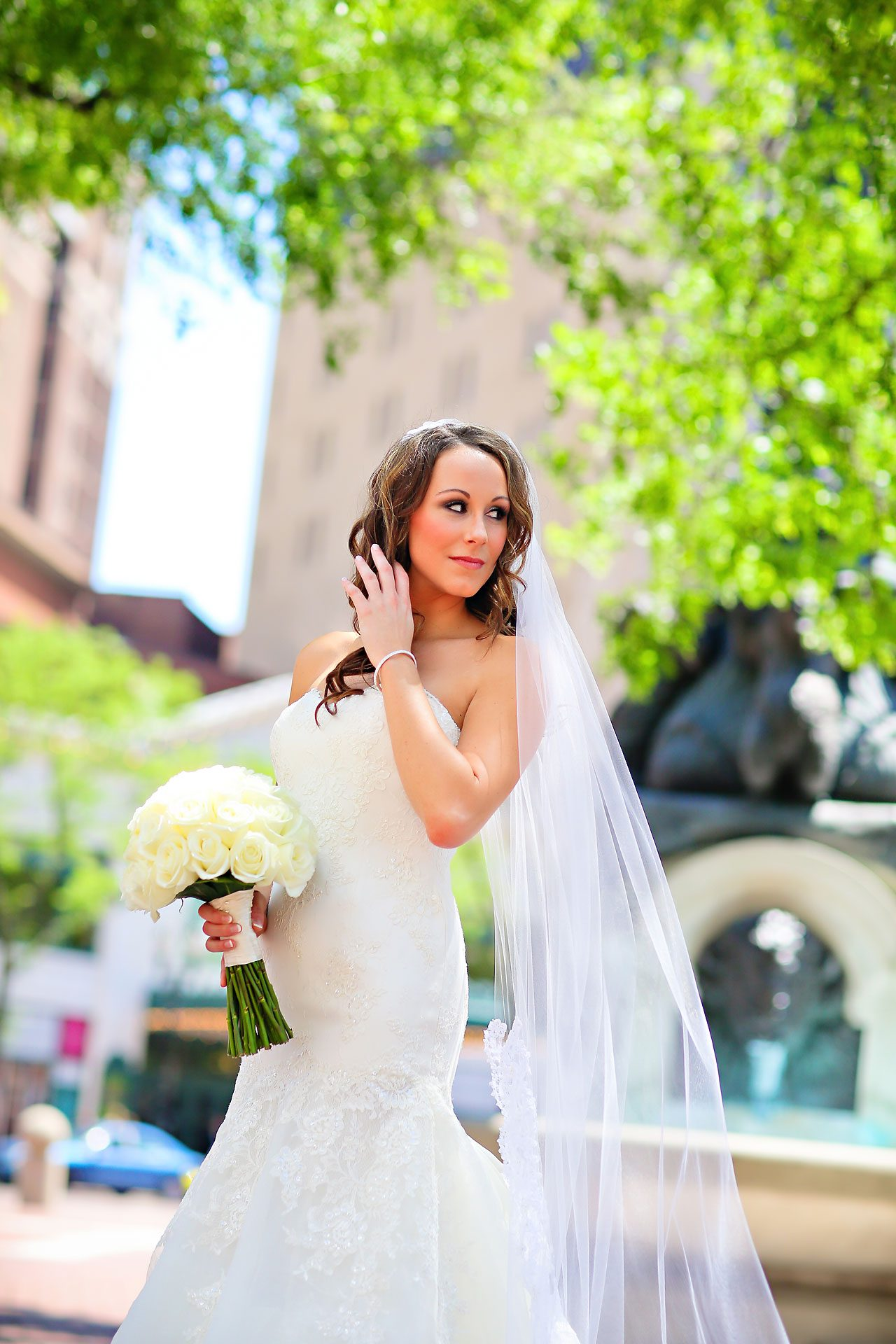 Alli Brett Indianapolis DAmore Wedding 086