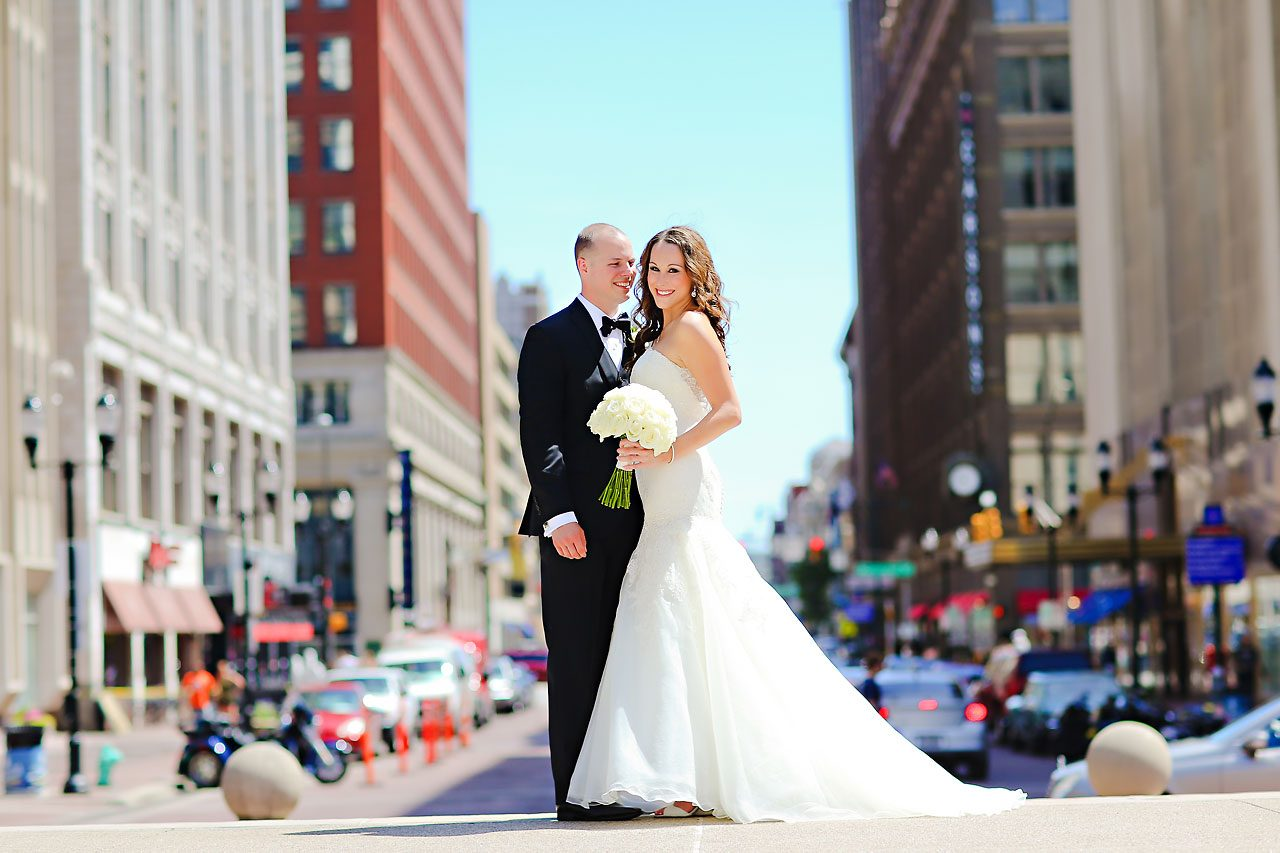 Alli Brett Indianapolis DAmore Wedding 101