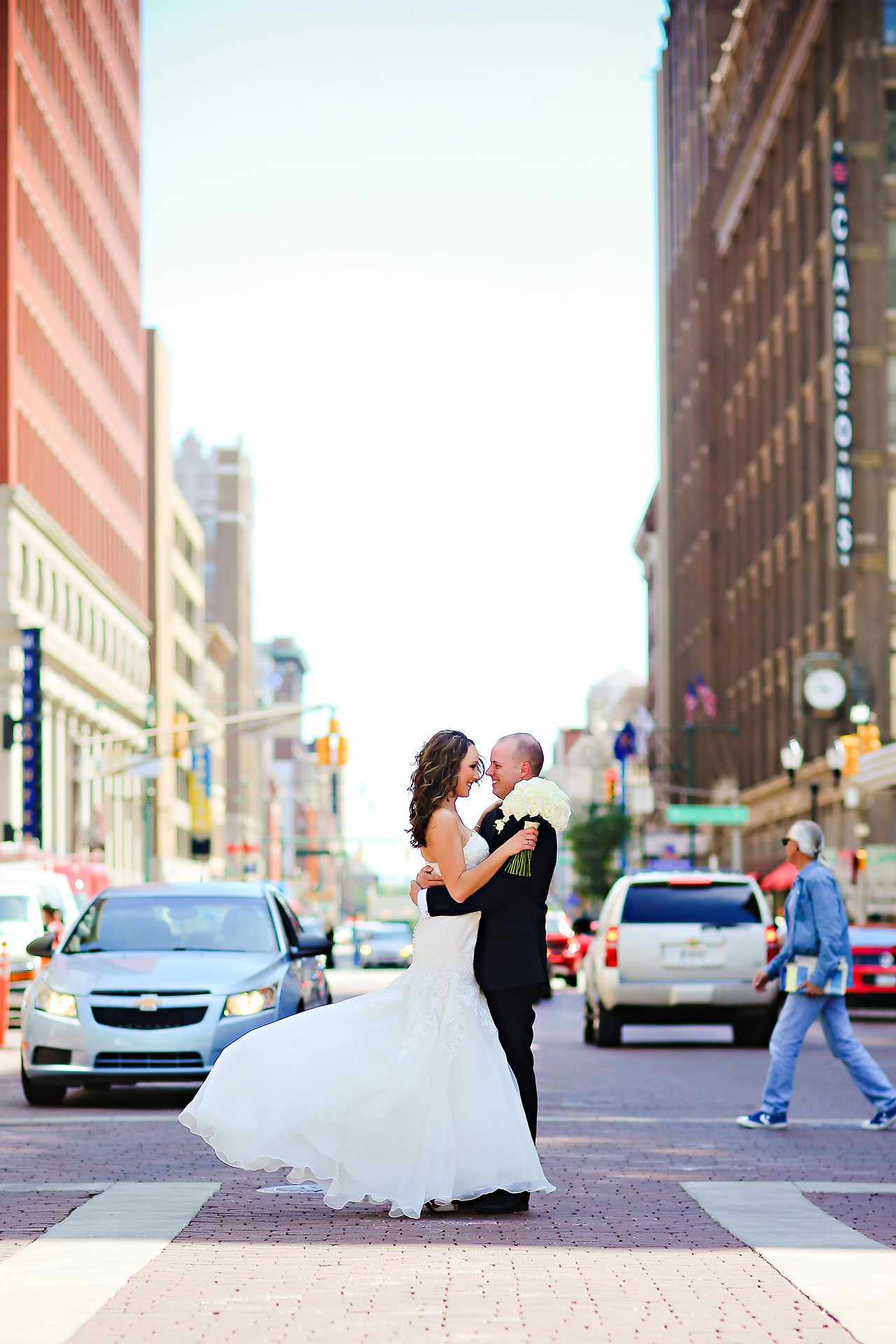 Alli Brett Indianapolis DAmore Wedding 110