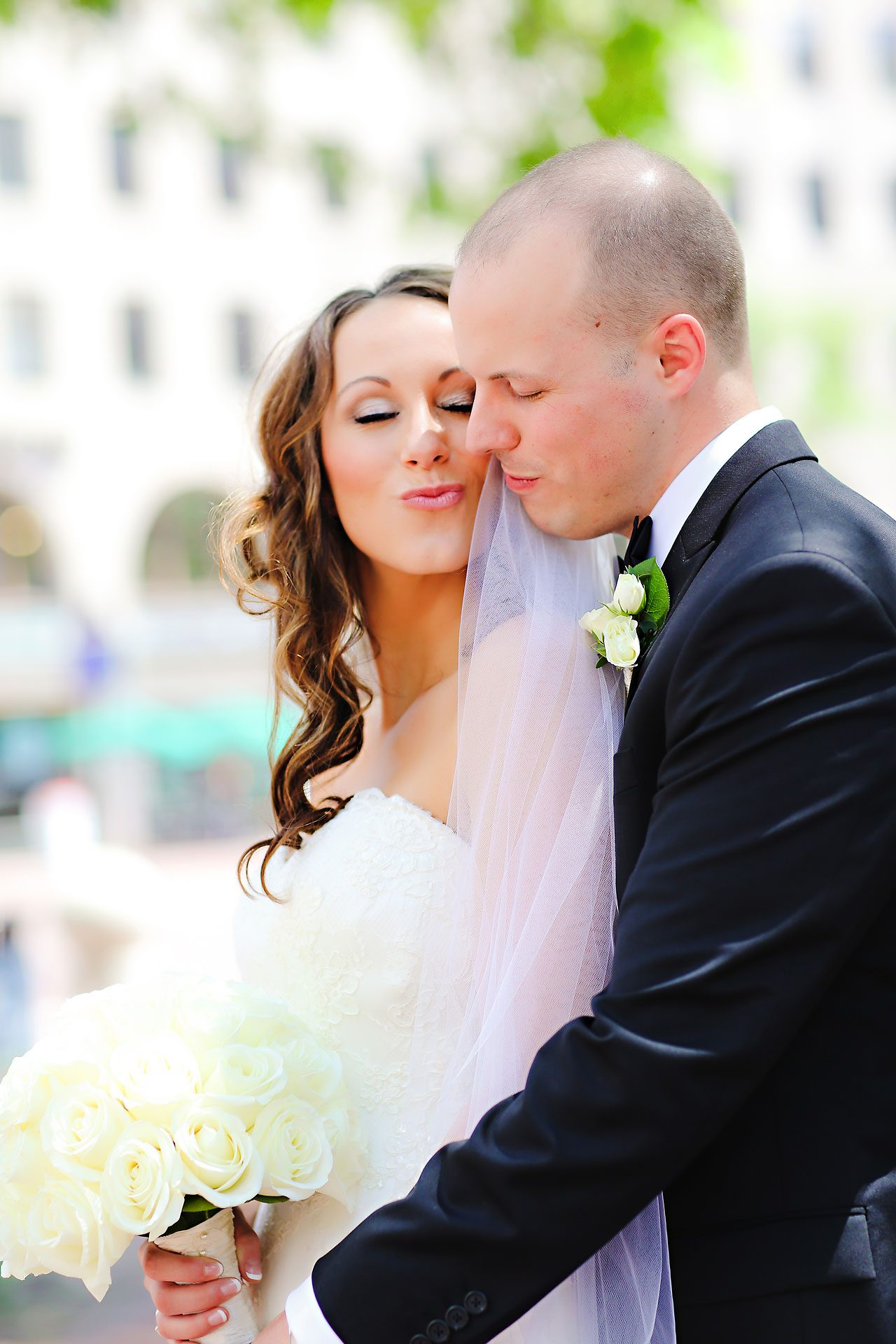 Alli Brett Indianapolis DAmore Wedding 112