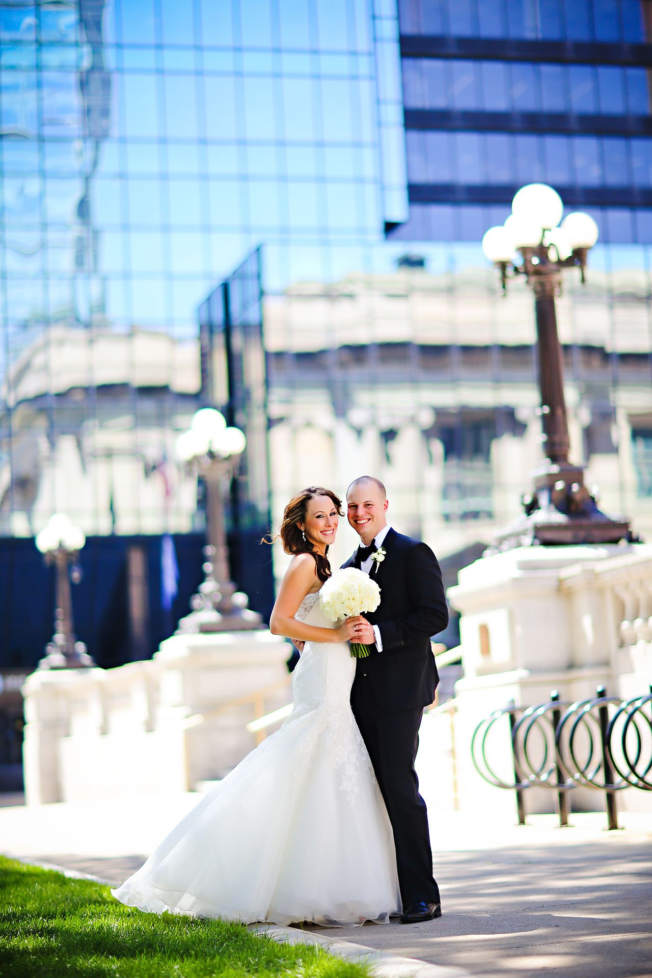 Alli Brett Indianapolis DAmore Wedding 125
