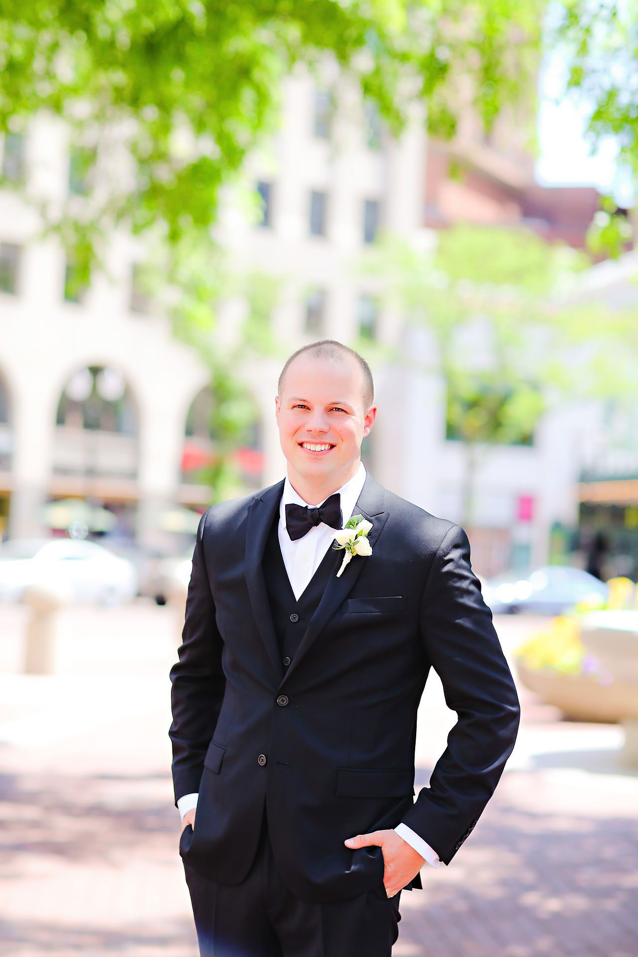 Alli Brett Indianapolis DAmore Wedding 134