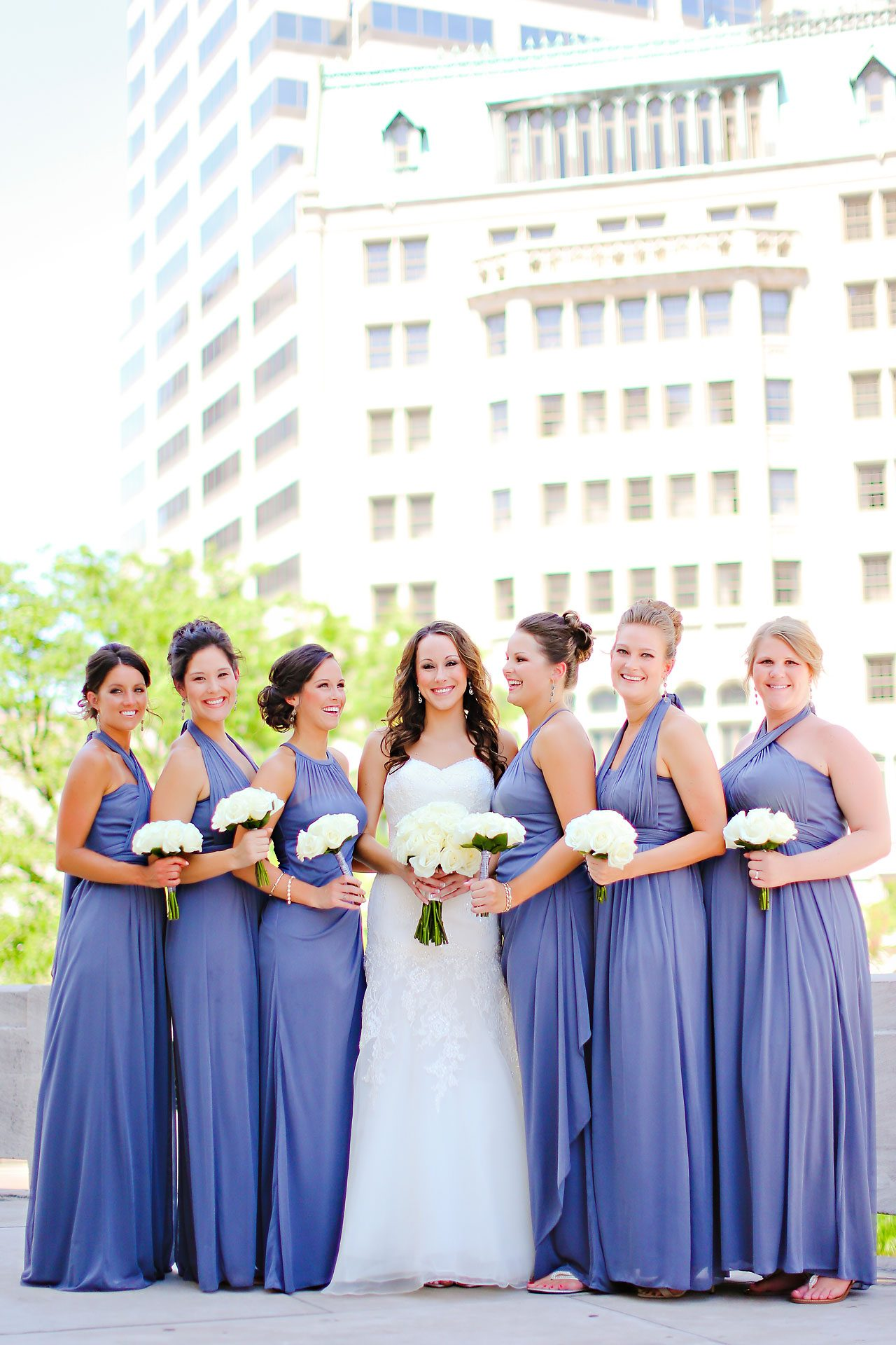 Alli Brett Indianapolis DAmore Wedding 140