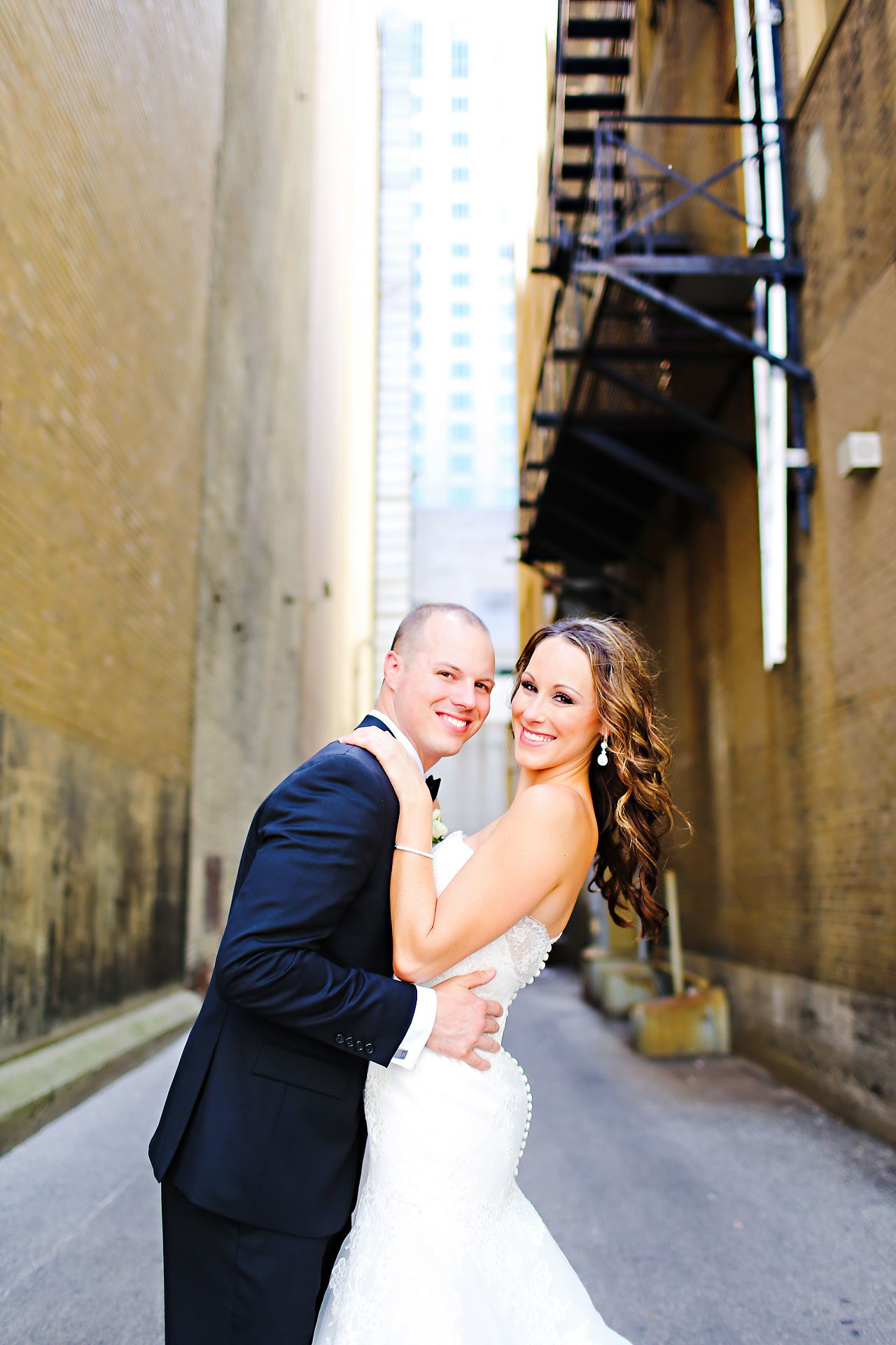Alli Brett Indianapolis DAmore Wedding 141