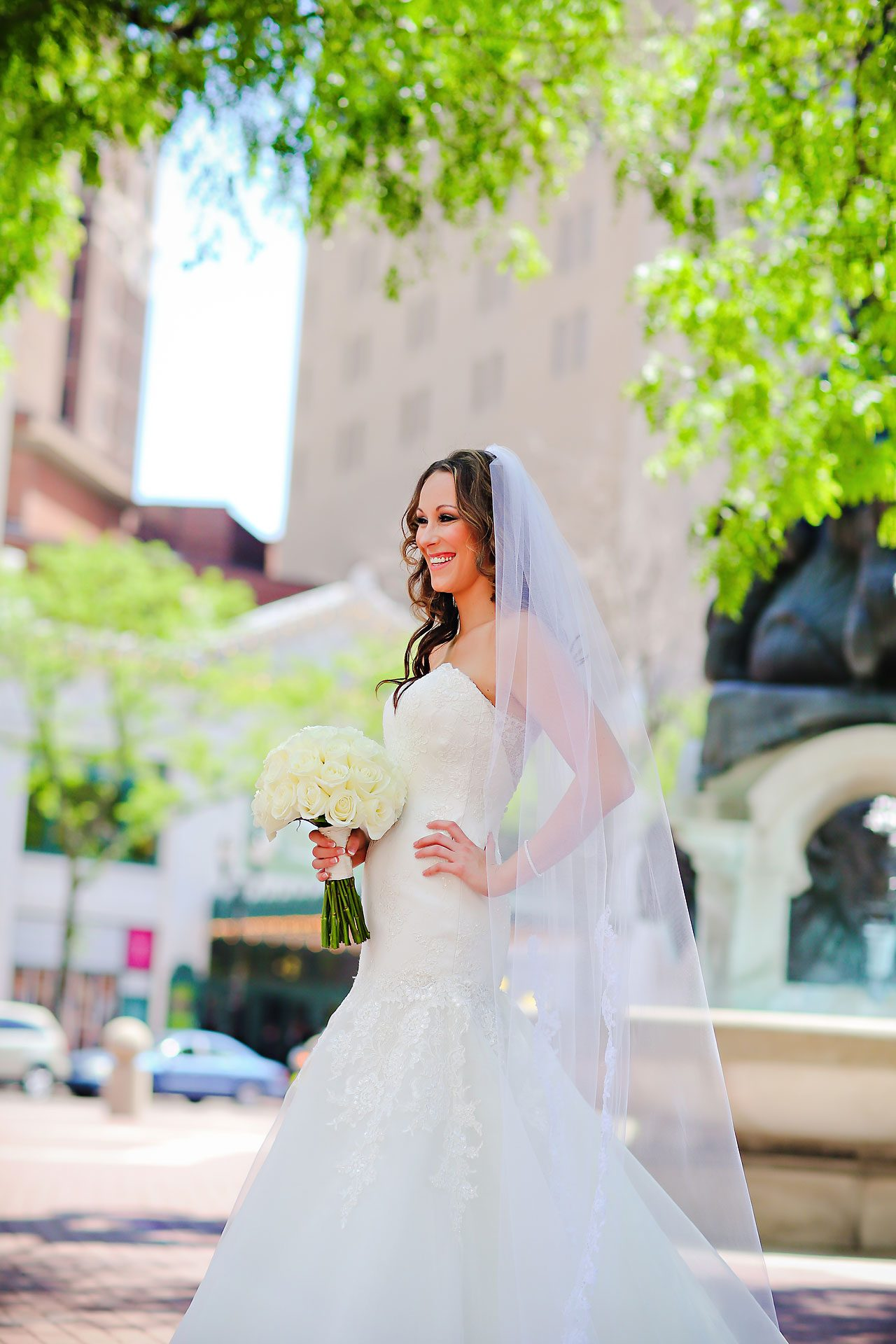 Alli Brett Indianapolis DAmore Wedding 145