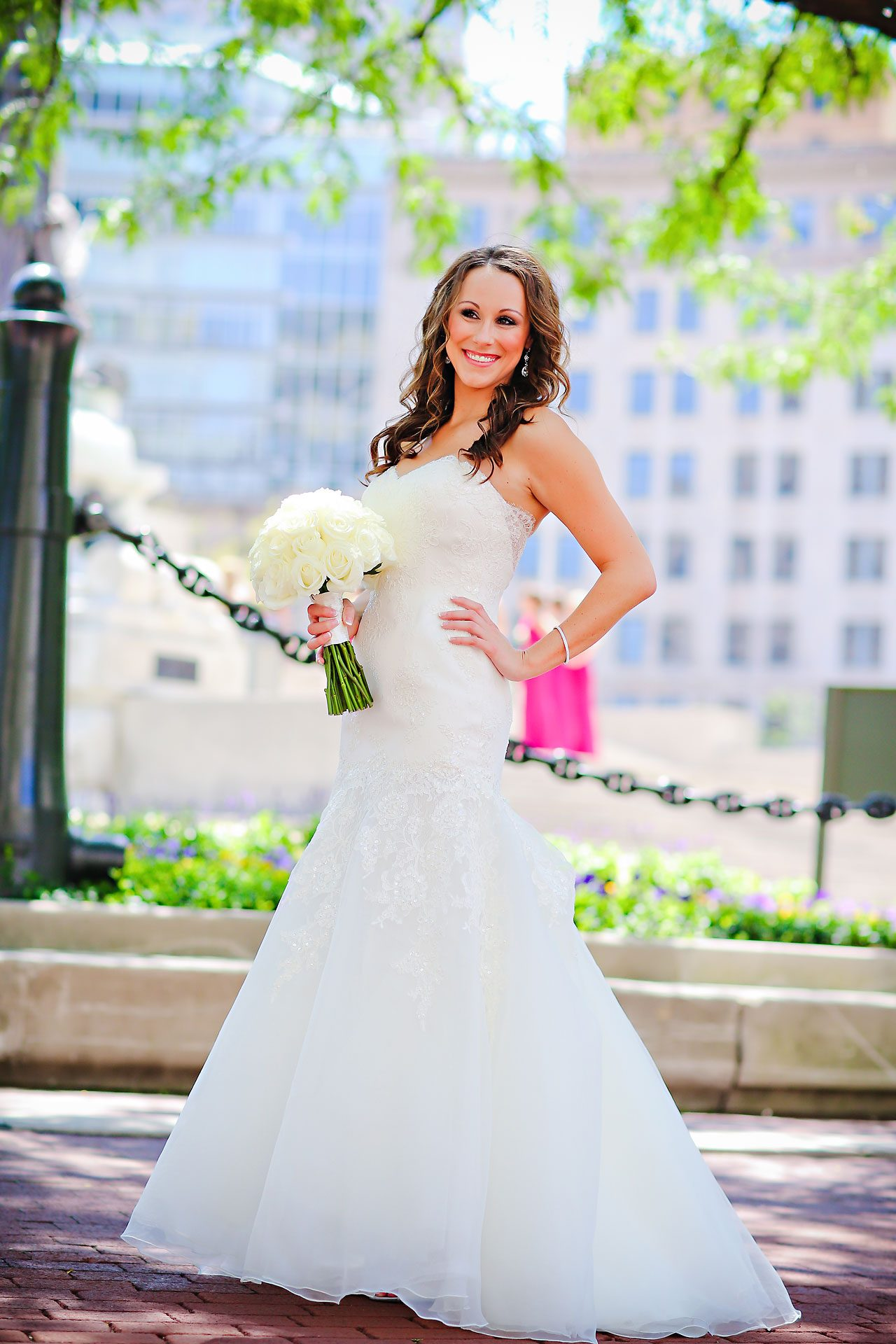 Alli Brett Indianapolis DAmore Wedding 154