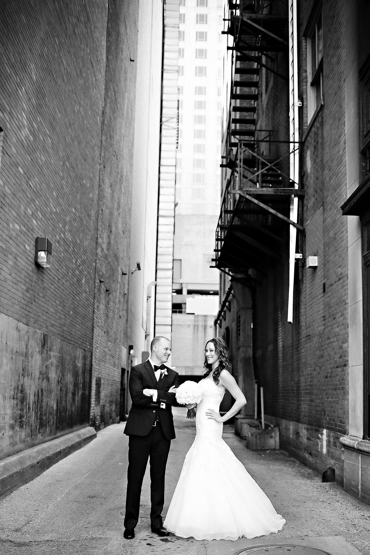 Alli Brett Indianapolis DAmore Wedding 162