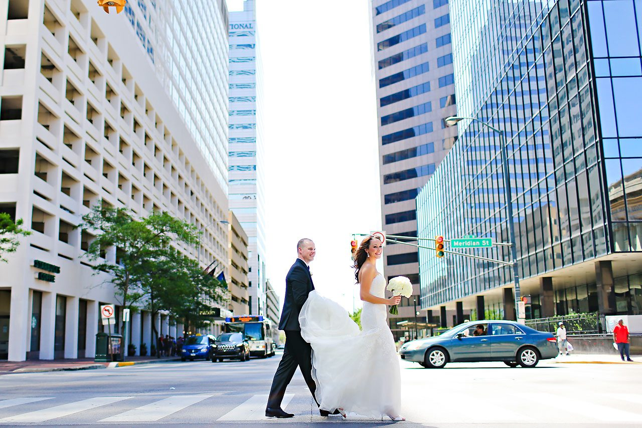 Alli Brett Indianapolis DAmore Wedding 172