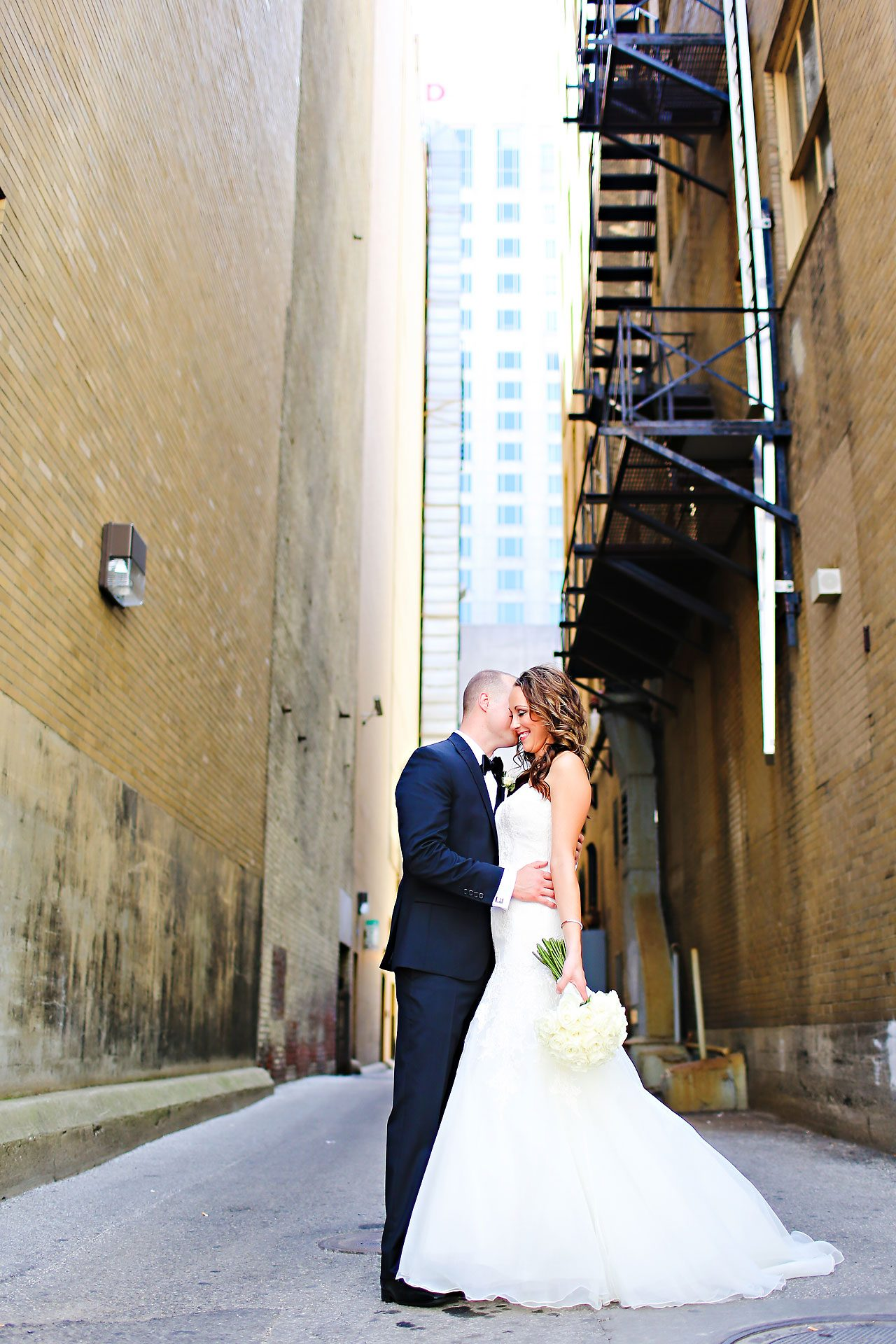 Alli Brett Indianapolis DAmore Wedding 175