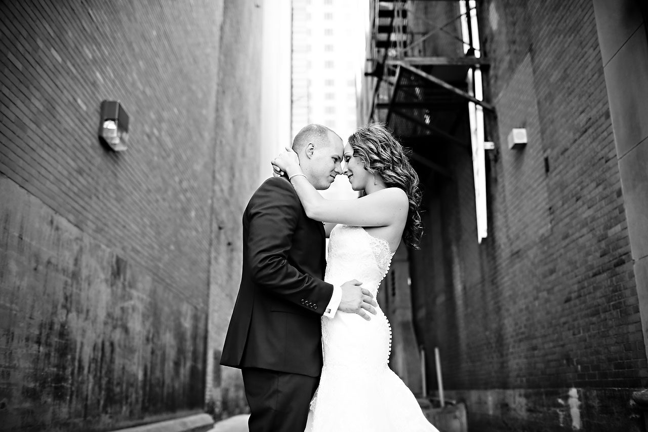 Alli Brett Indianapolis DAmore Wedding 180