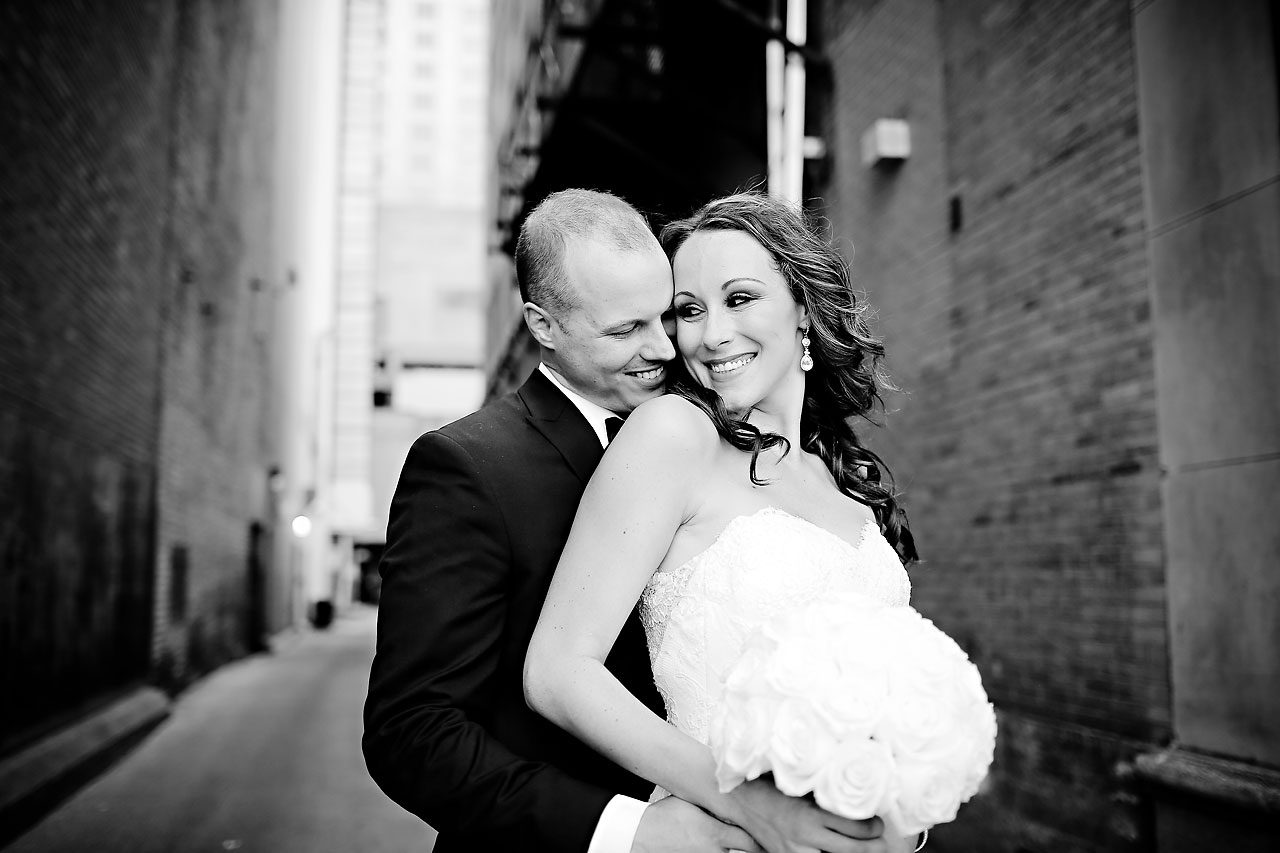 Alli Brett Indianapolis DAmore Wedding 182