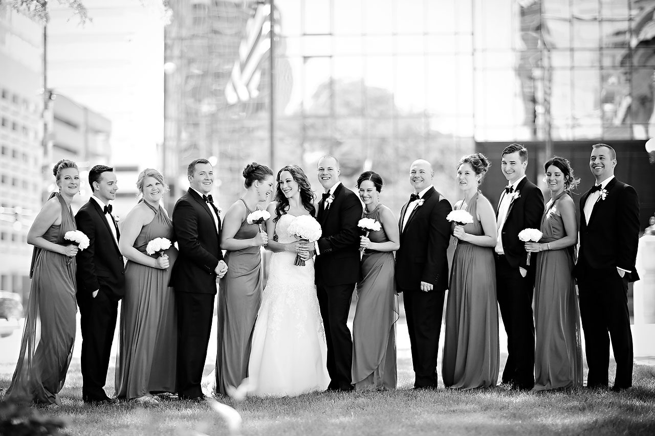 Alli Brett Indianapolis DAmore Wedding 183