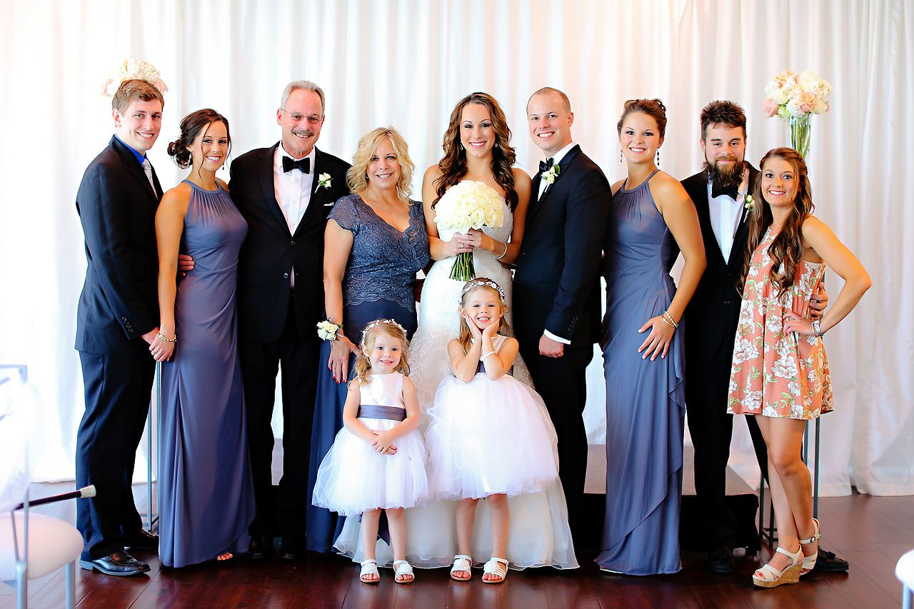 Alli Brett Indianapolis DAmore Wedding 208
