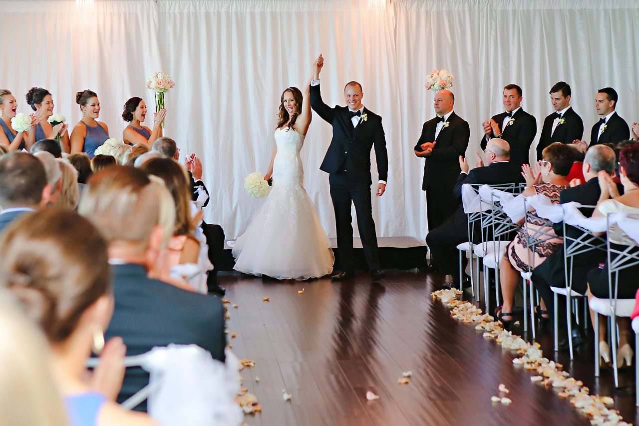 Alli Brett Indianapolis DAmore Wedding 236