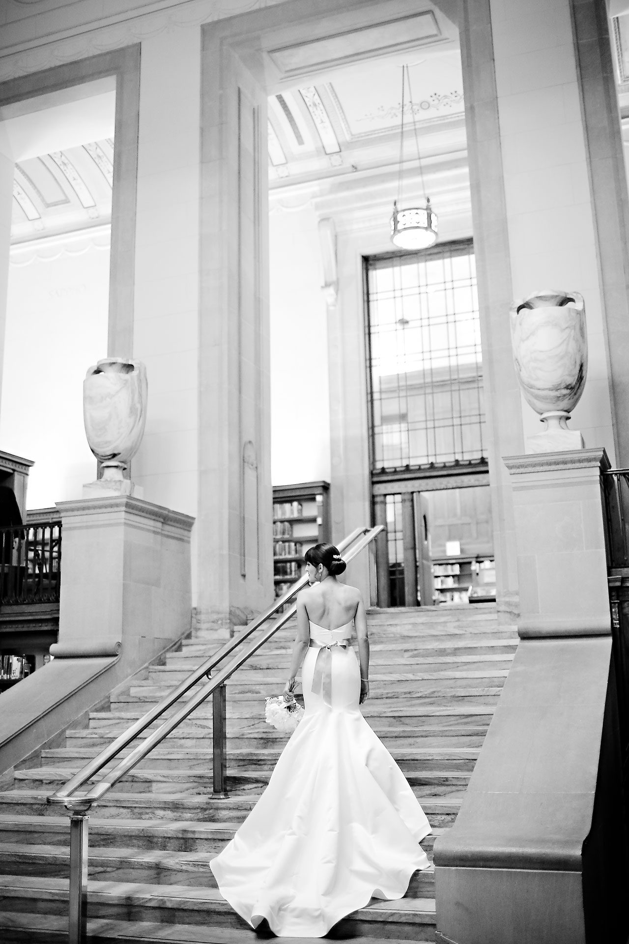 Christine Ryan Indianapolis Central Library Wedding 034