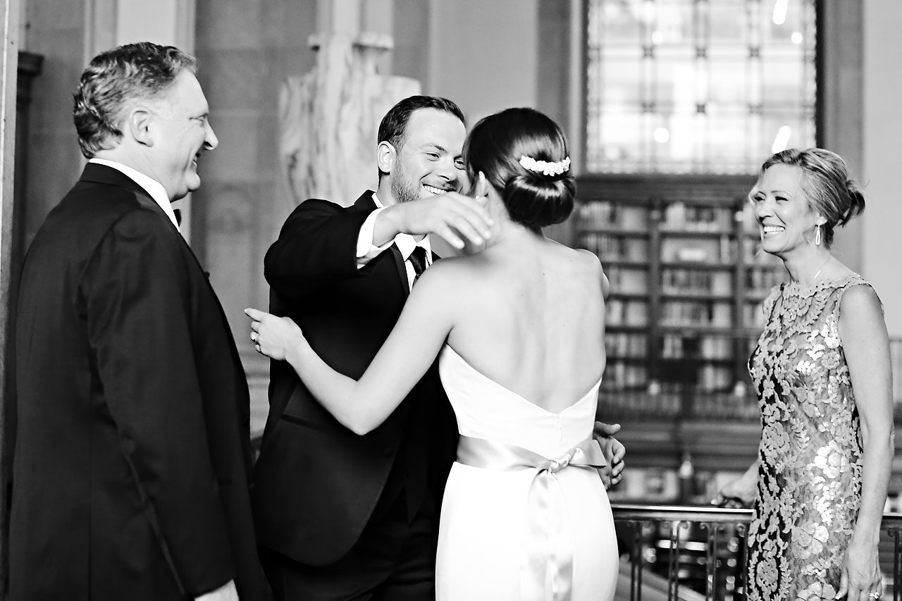 Christine Ryan Indianapolis Central Library Wedding 038