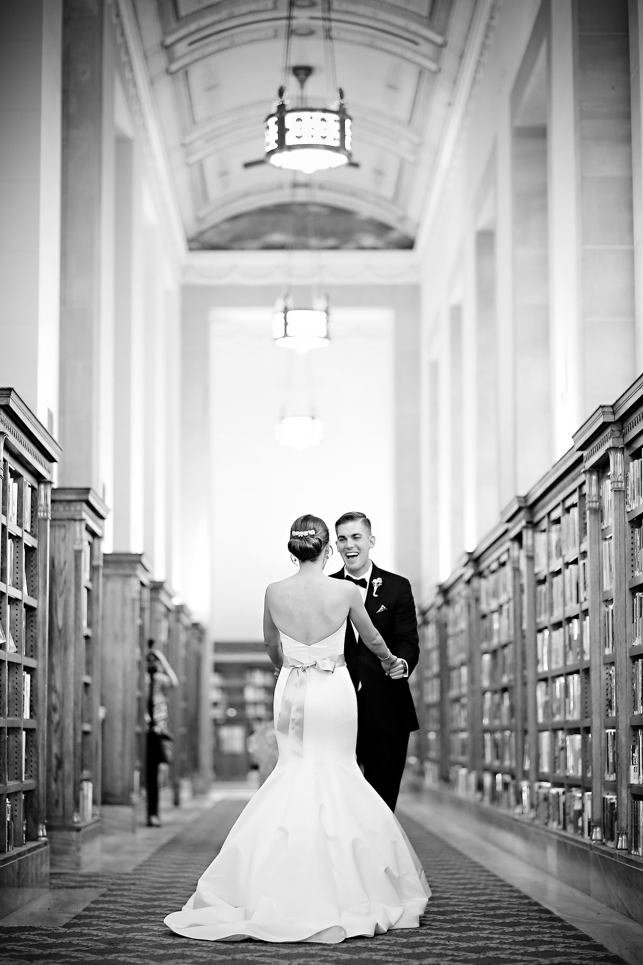 Christine Ryan Indianapolis Central Library Wedding 045