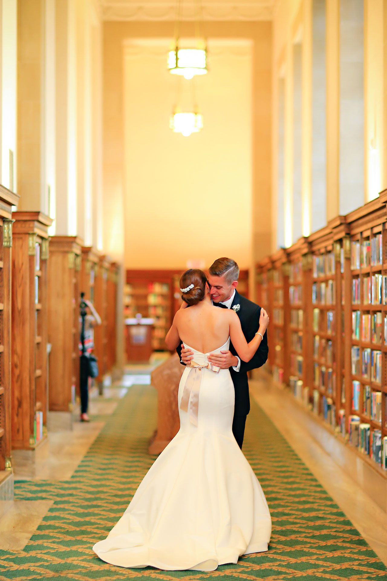 Christine Ryan Indianapolis Central Library Wedding 046