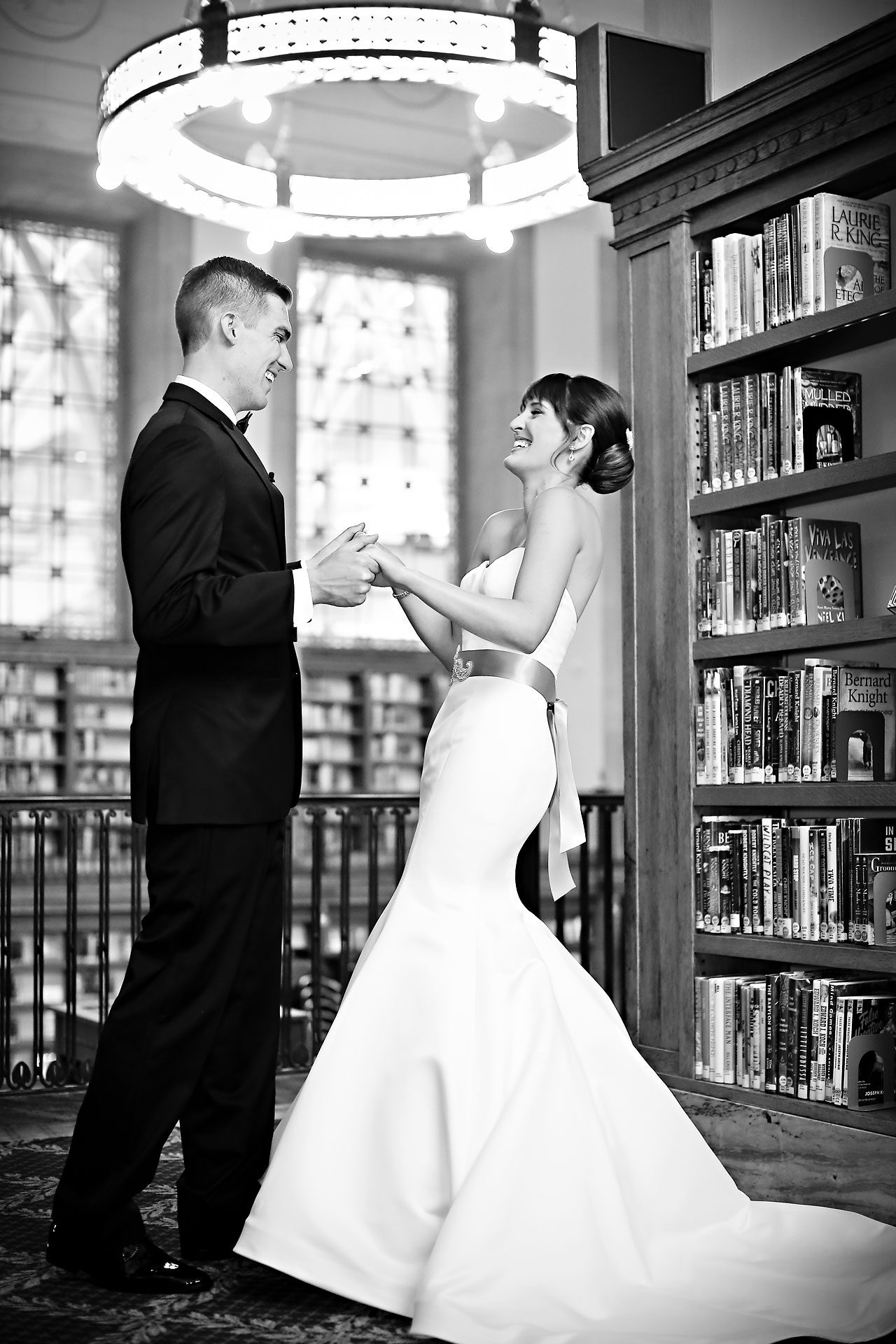 Christine Ryan Indianapolis Central Library Wedding 055